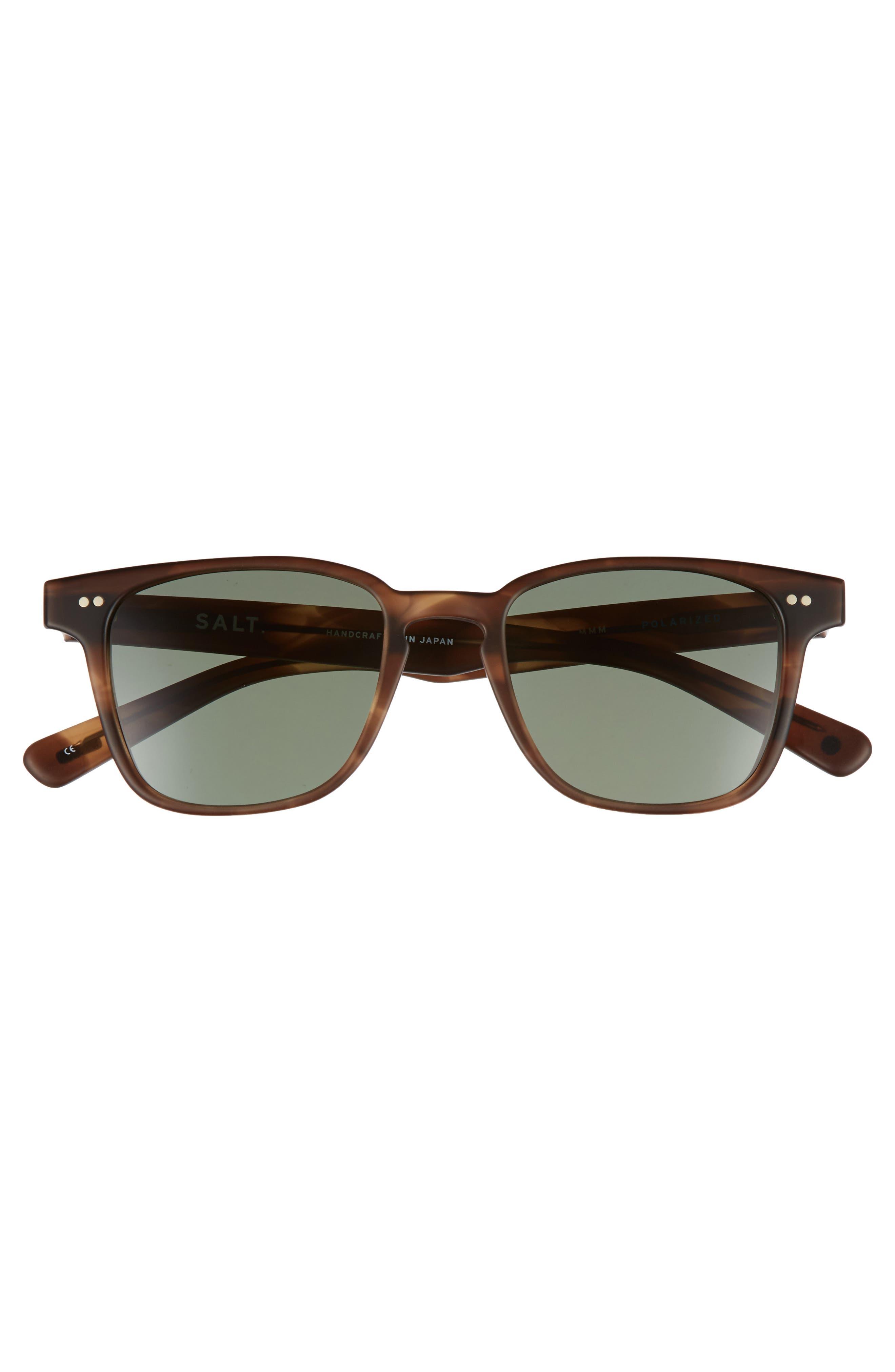 Reiner 51mm Polarized Sunglasses,                             Alternate thumbnail 2, color,                             Matte Mauve Mist