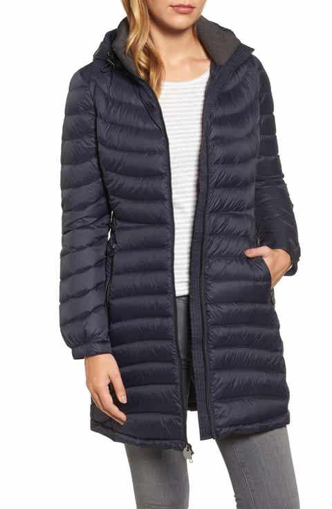 Women's Blue Coats & Jackets: Puffer & Down | Nordstrom