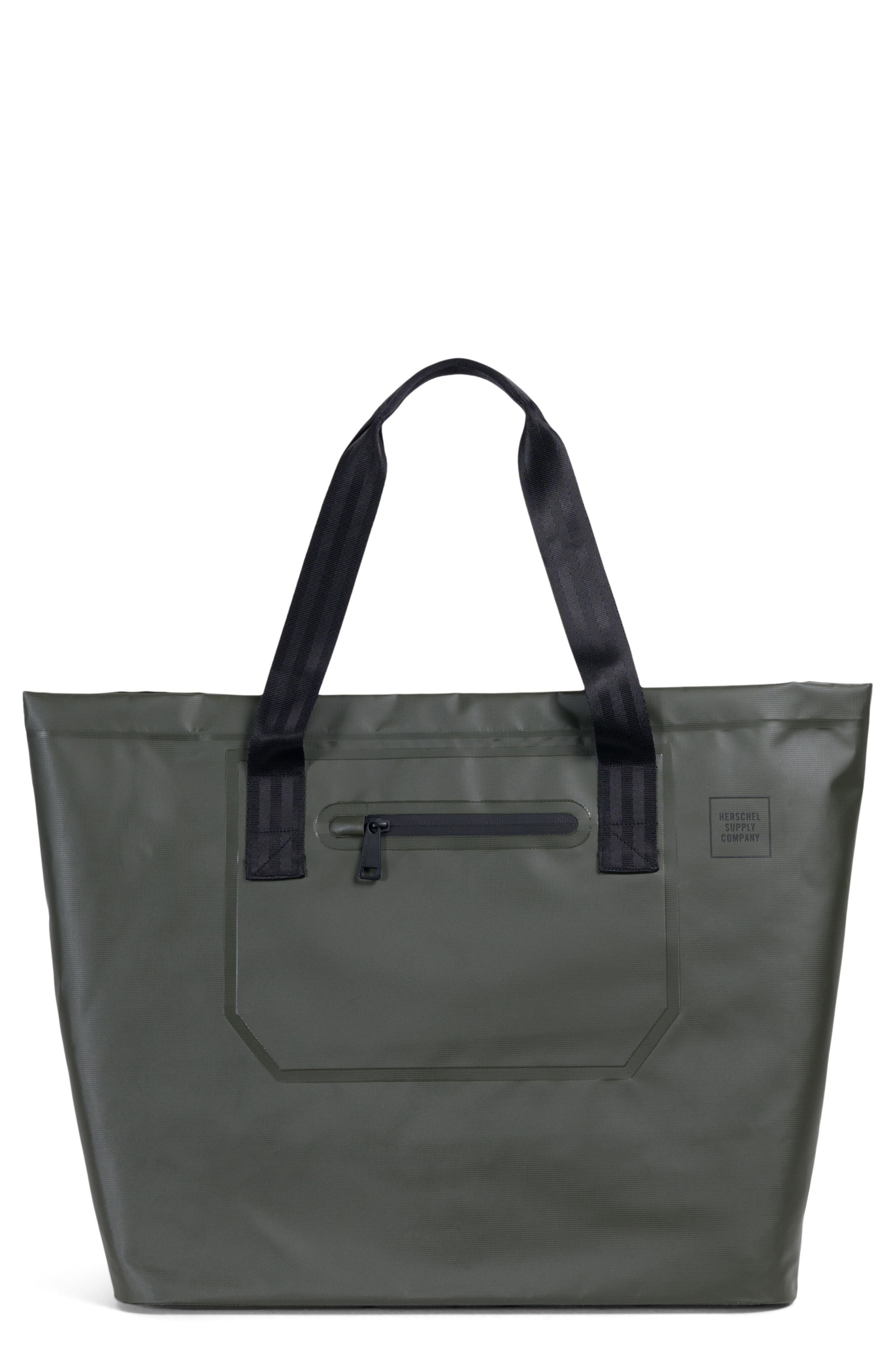 Alexander Studio Collection Tote,                             Main thumbnail 1, color,                             Forest Night