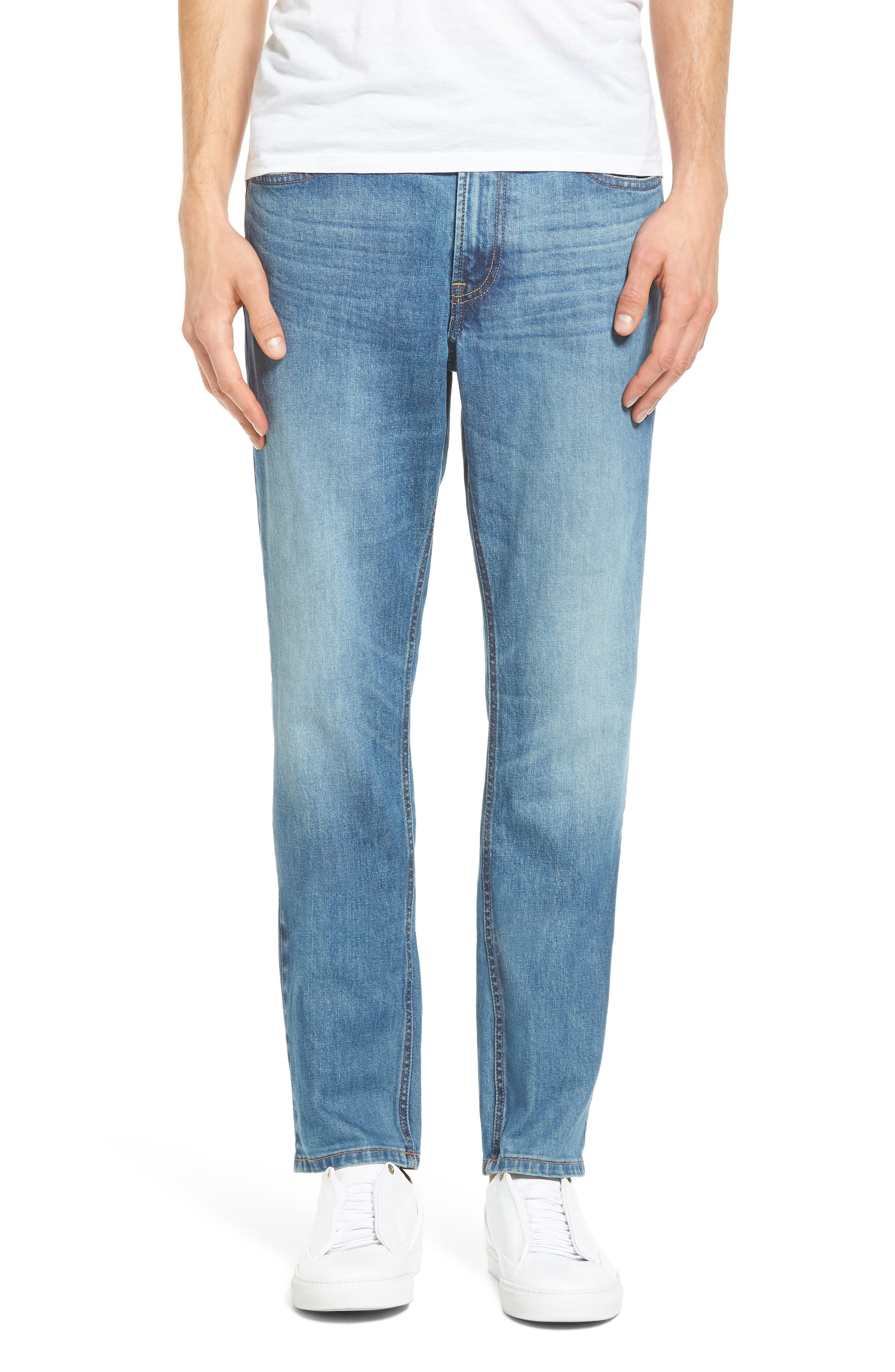 Alternate Image 1 Selected - Everlane The Slim Fit Jeans
