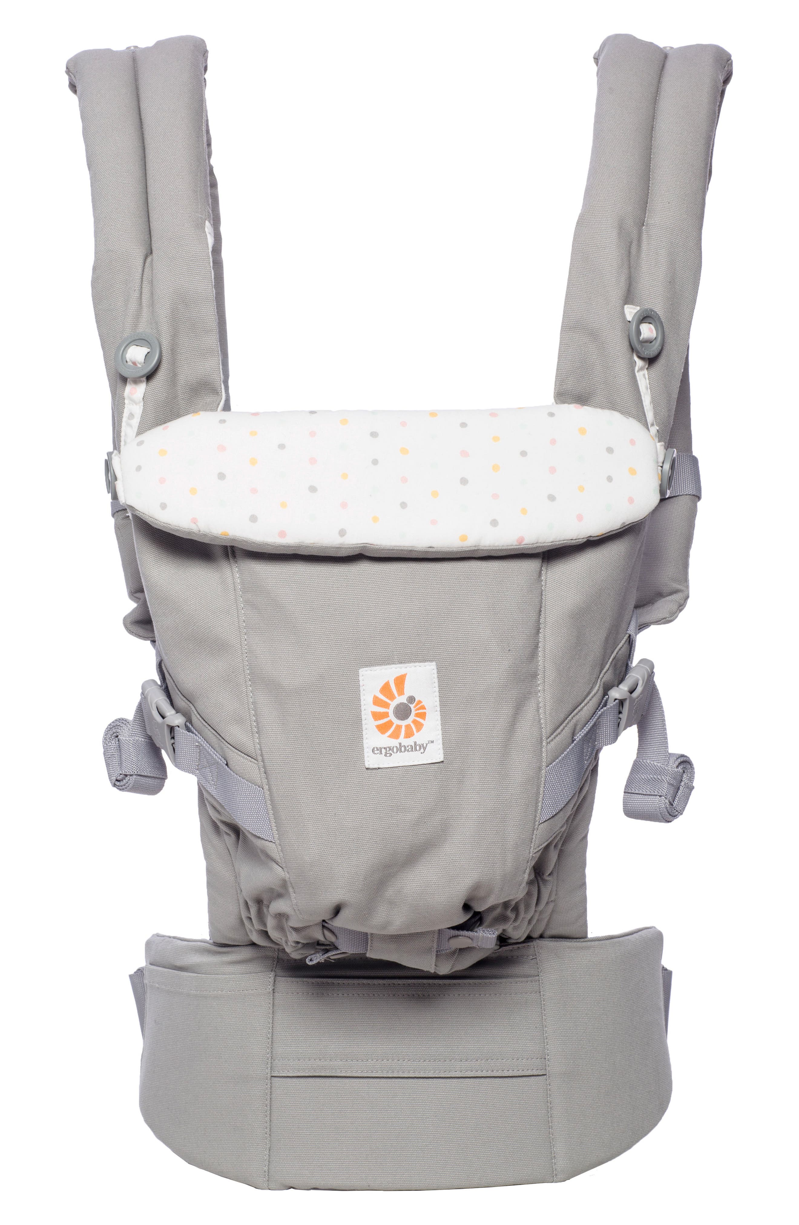 Three Position ADAPT Baby Carrier,                         Main,                         color, Confetti