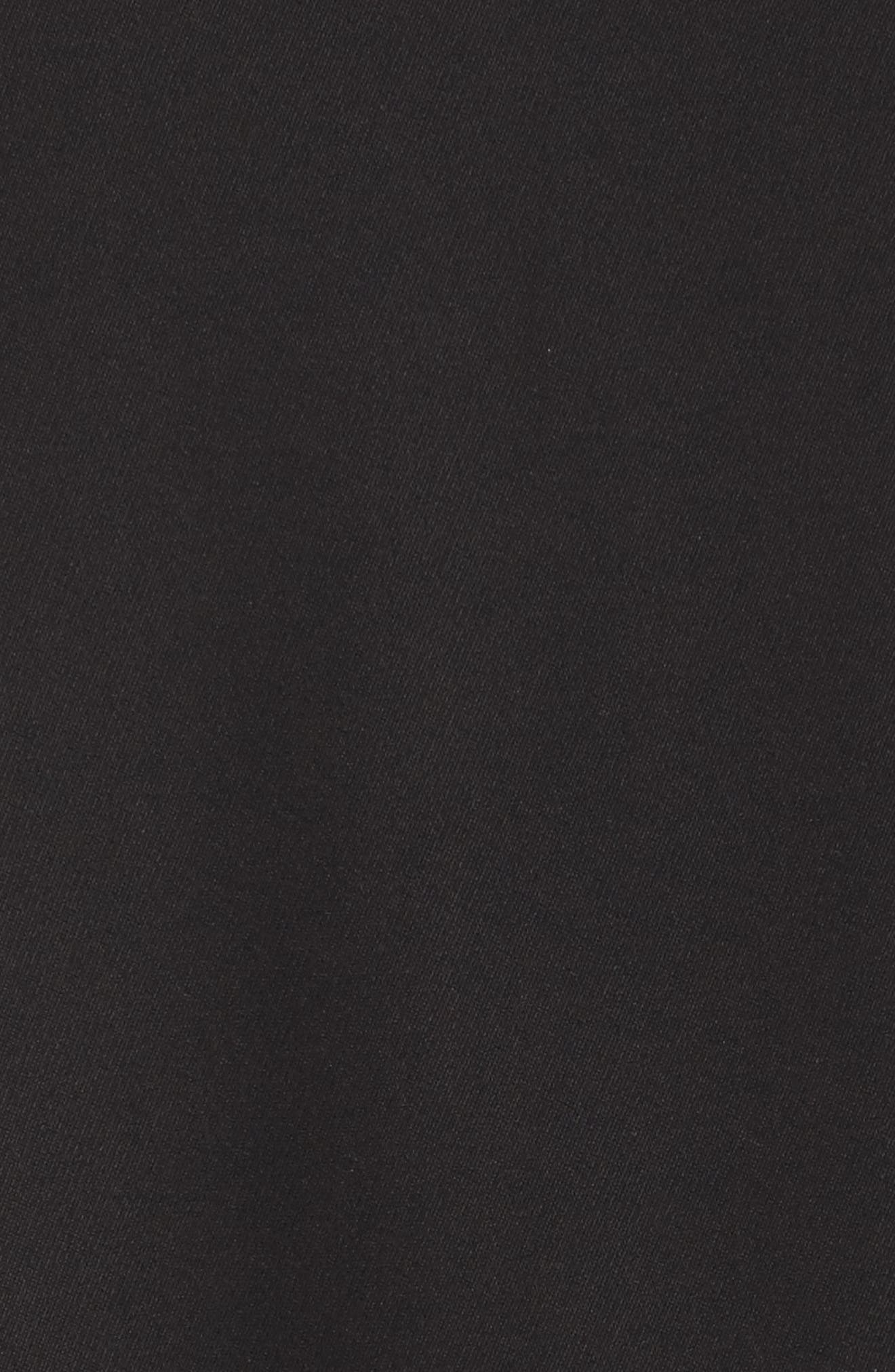 Alternate Image 5  - NSR Lace & Crepe Shift Dress