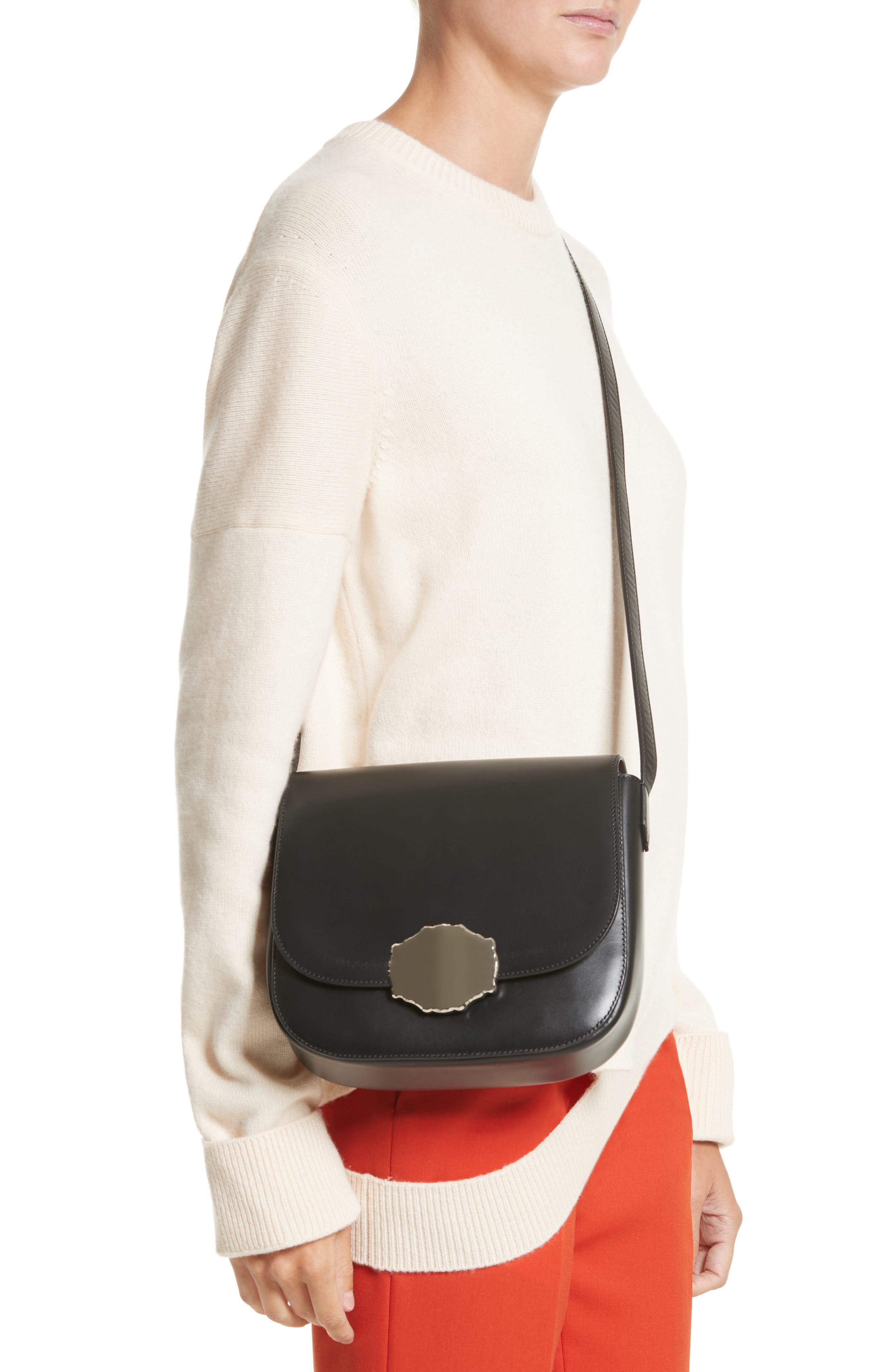 Calfksin Shoulder Bag by Calvin Klein 205 W39 Nyc