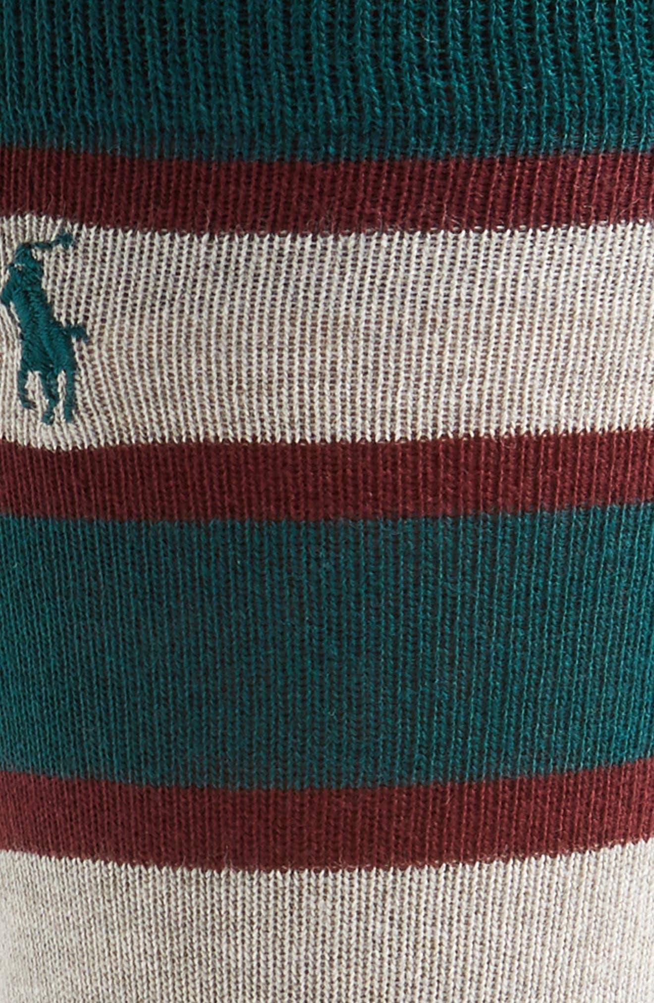 Alternate Image 2  - Polo Ralph Lauren Varsity Stripe