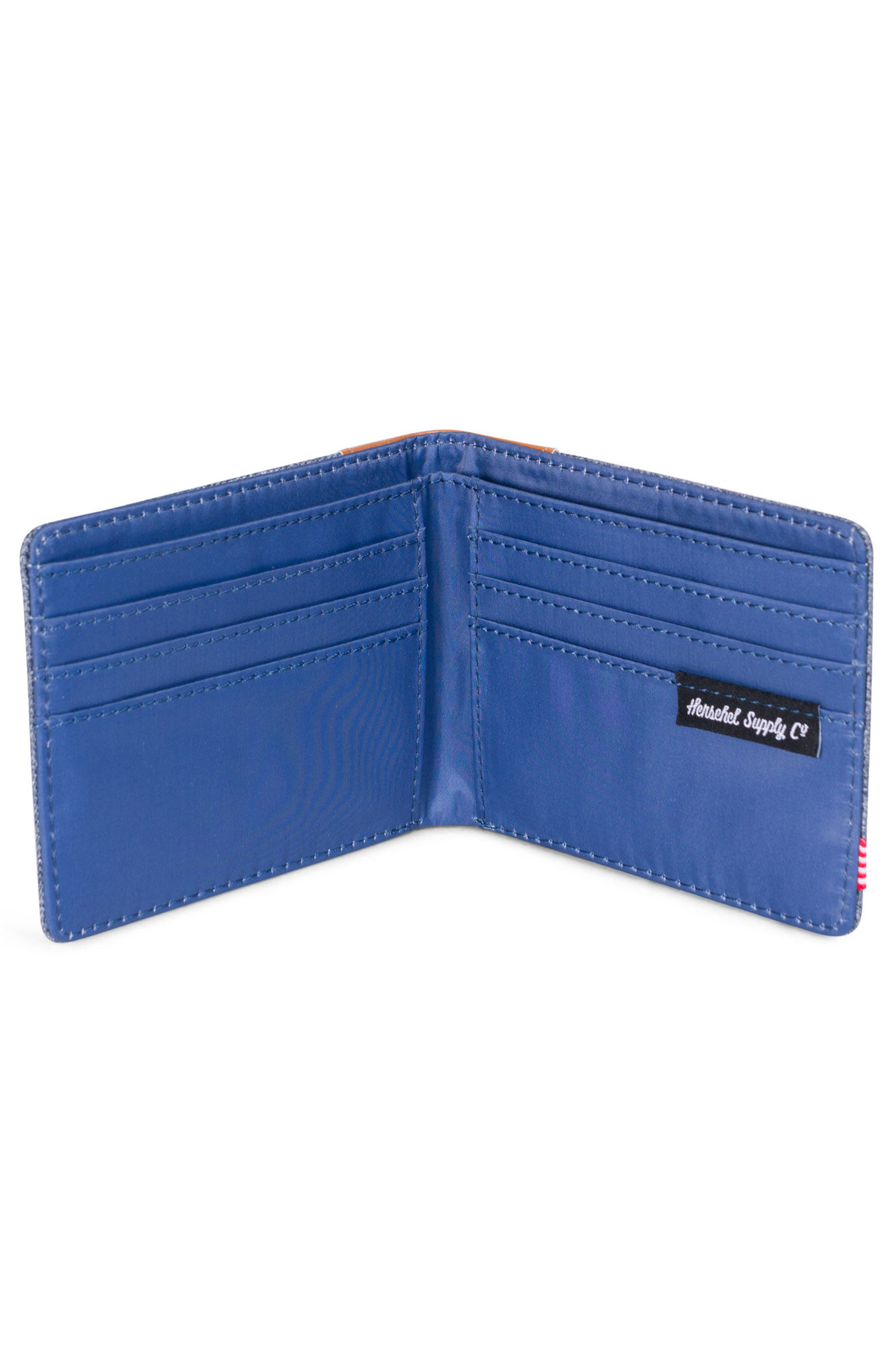 Alternate Image 2  - Herschel Supply Co. Edward Bifold Wallet