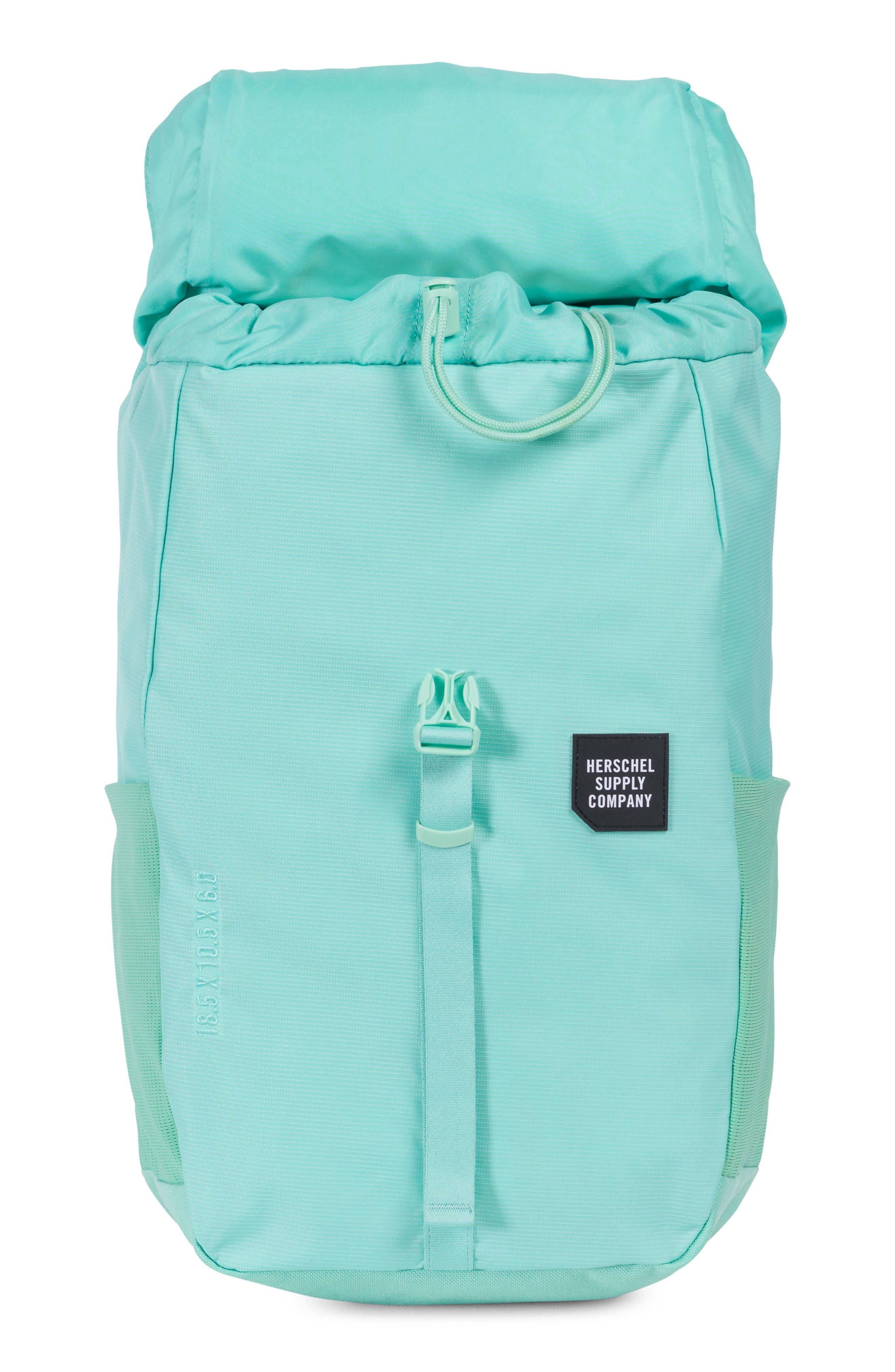 Barlow Trail Backpack,                             Alternate thumbnail 3, color,                             Lucite Green