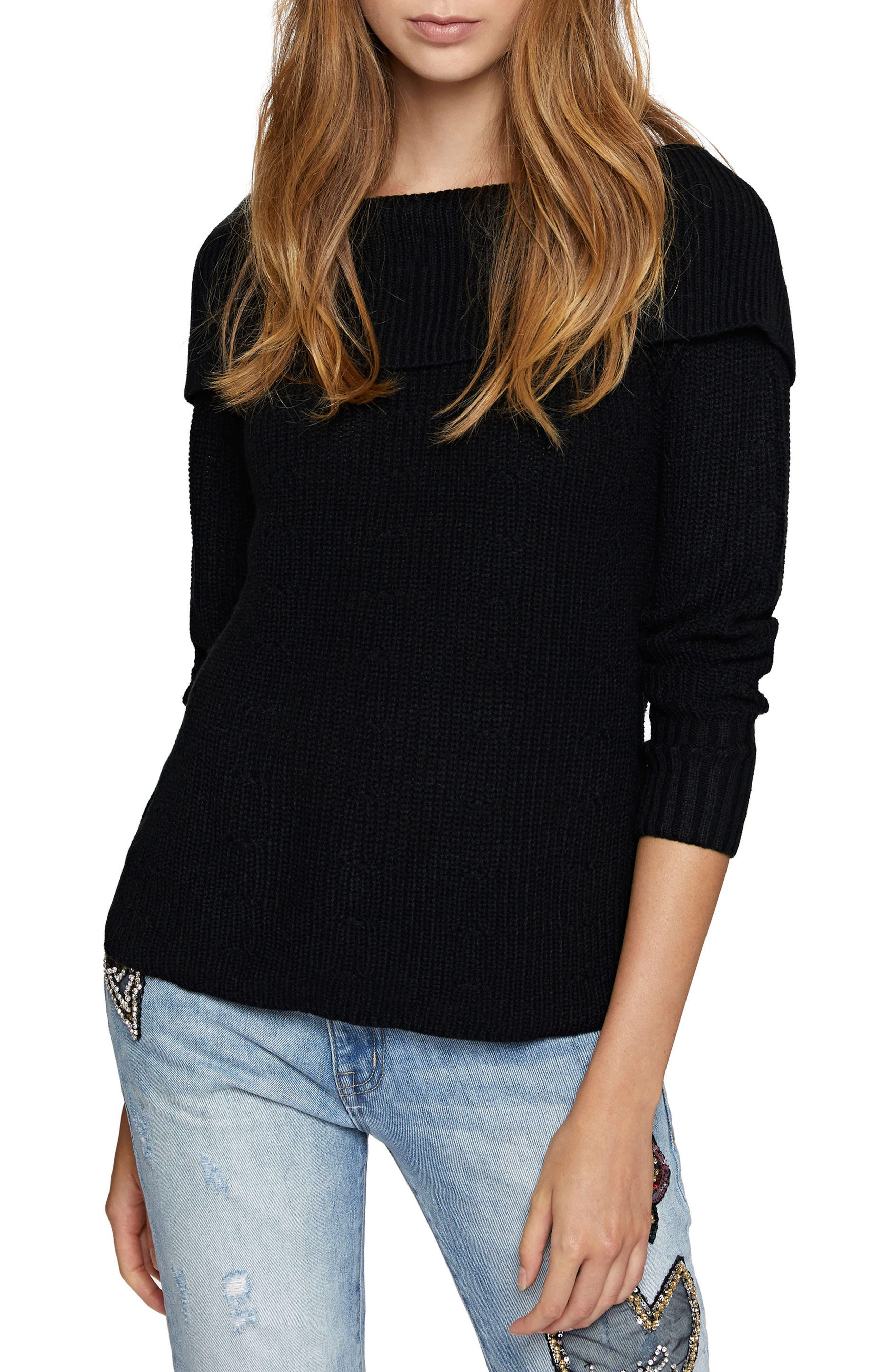 Sanctuary Nina Popover Sweater