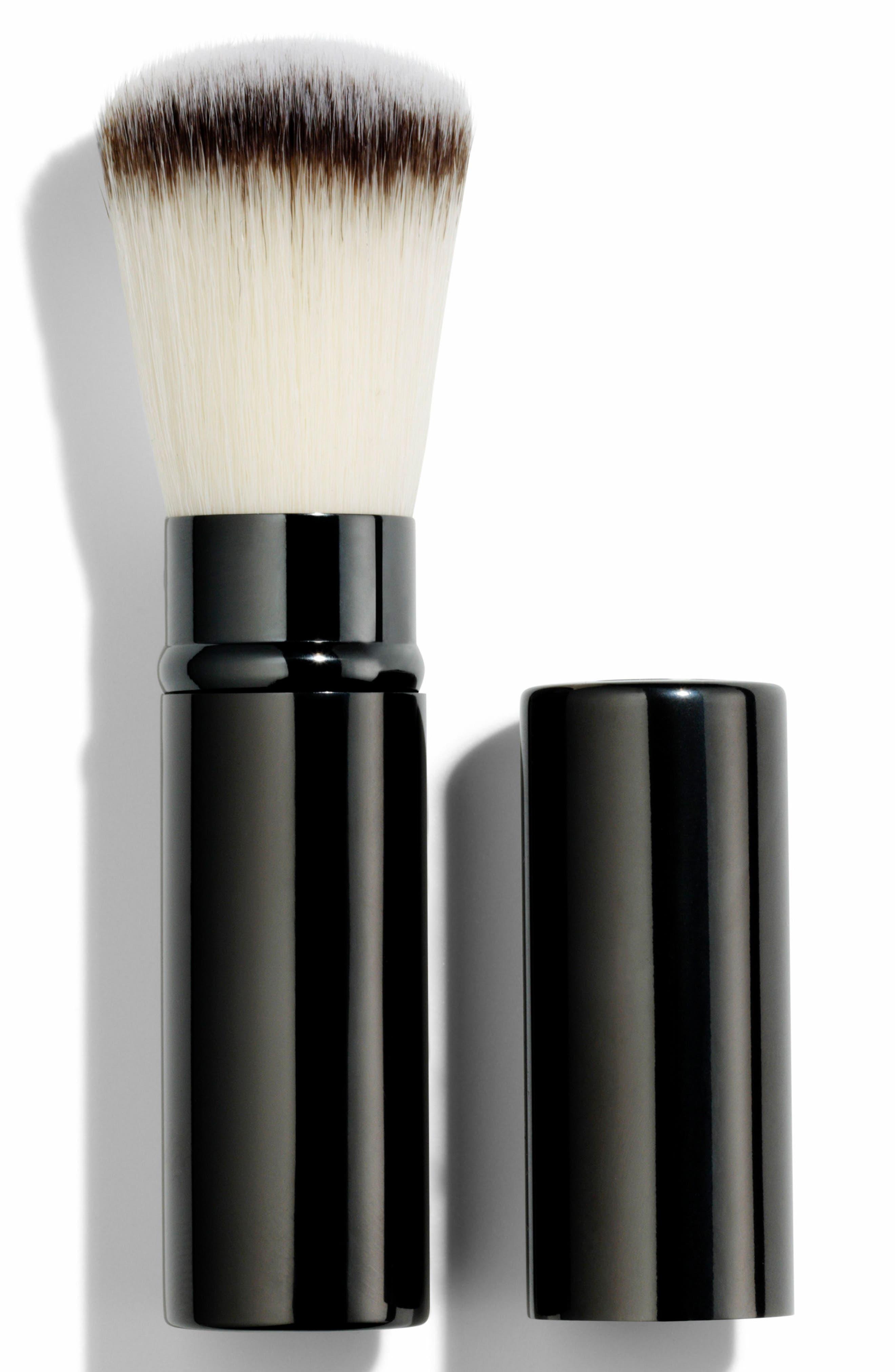 Mini Kabuki Brush,                         Main,                         color, No Color