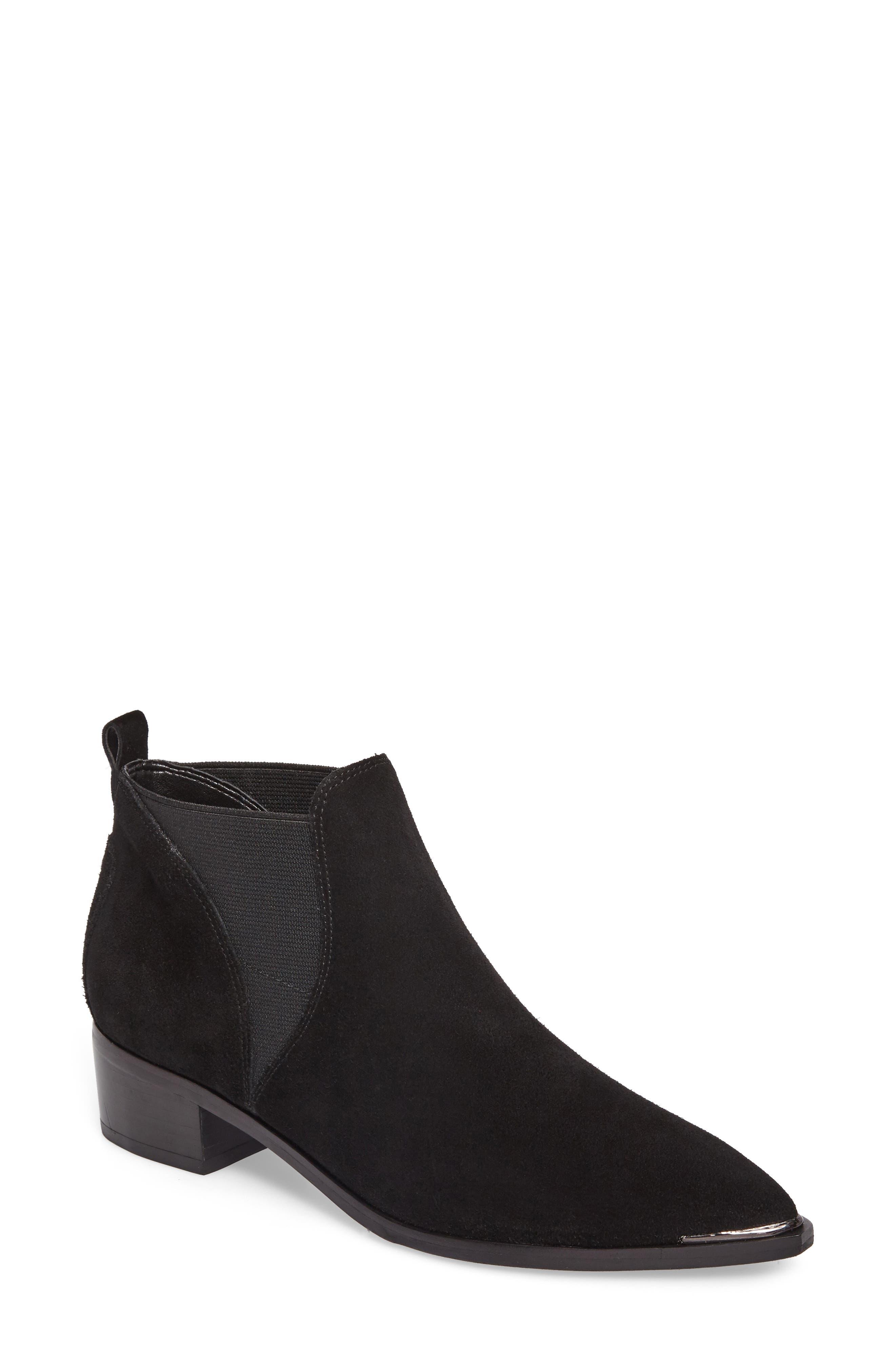 Alternate Image 1 Selected - Marc Fisher LTD Yellin Pointy Toe Chelsea Boot (Women)