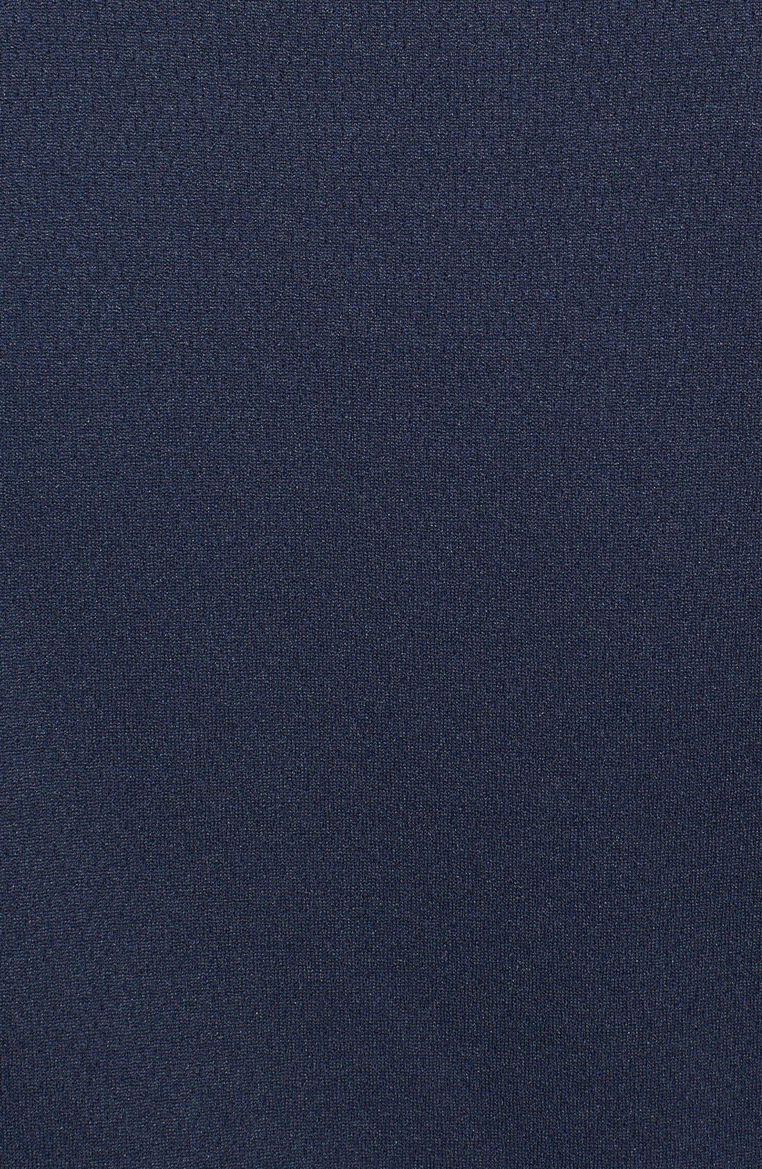 Alternate Image 3  - Cutter & Buck San Diego Chargers - Edge DryTec Moisture Wicking Half Zip Pullover