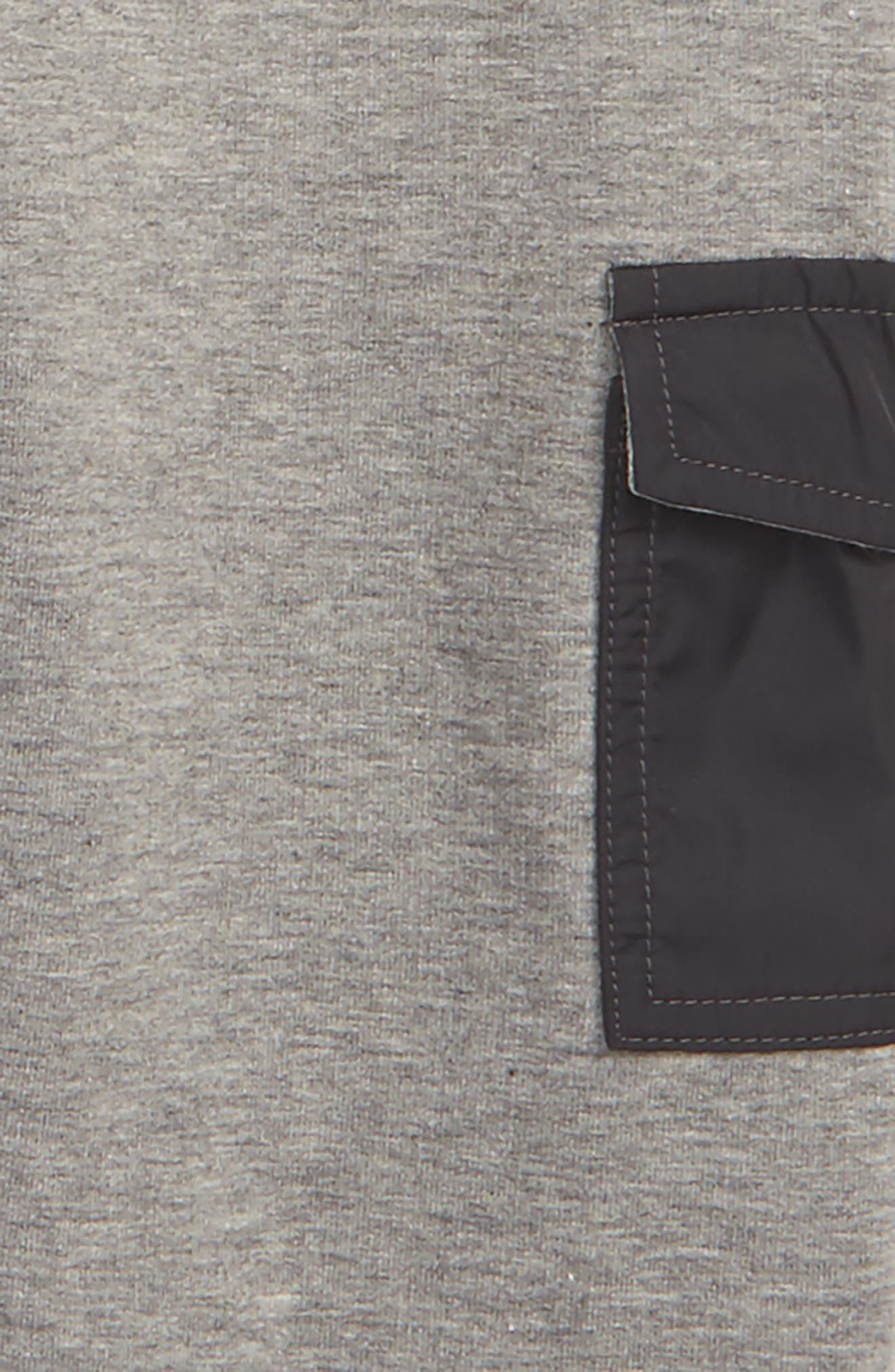 Zip-Up Jacket & Sweatpants Set,                             Alternate thumbnail 2, color,                             Grey