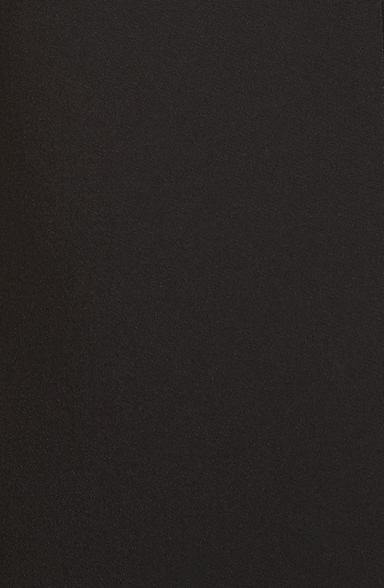 Alternate Image 5  - Helmut Lang Cold Shoulder Shift Dress