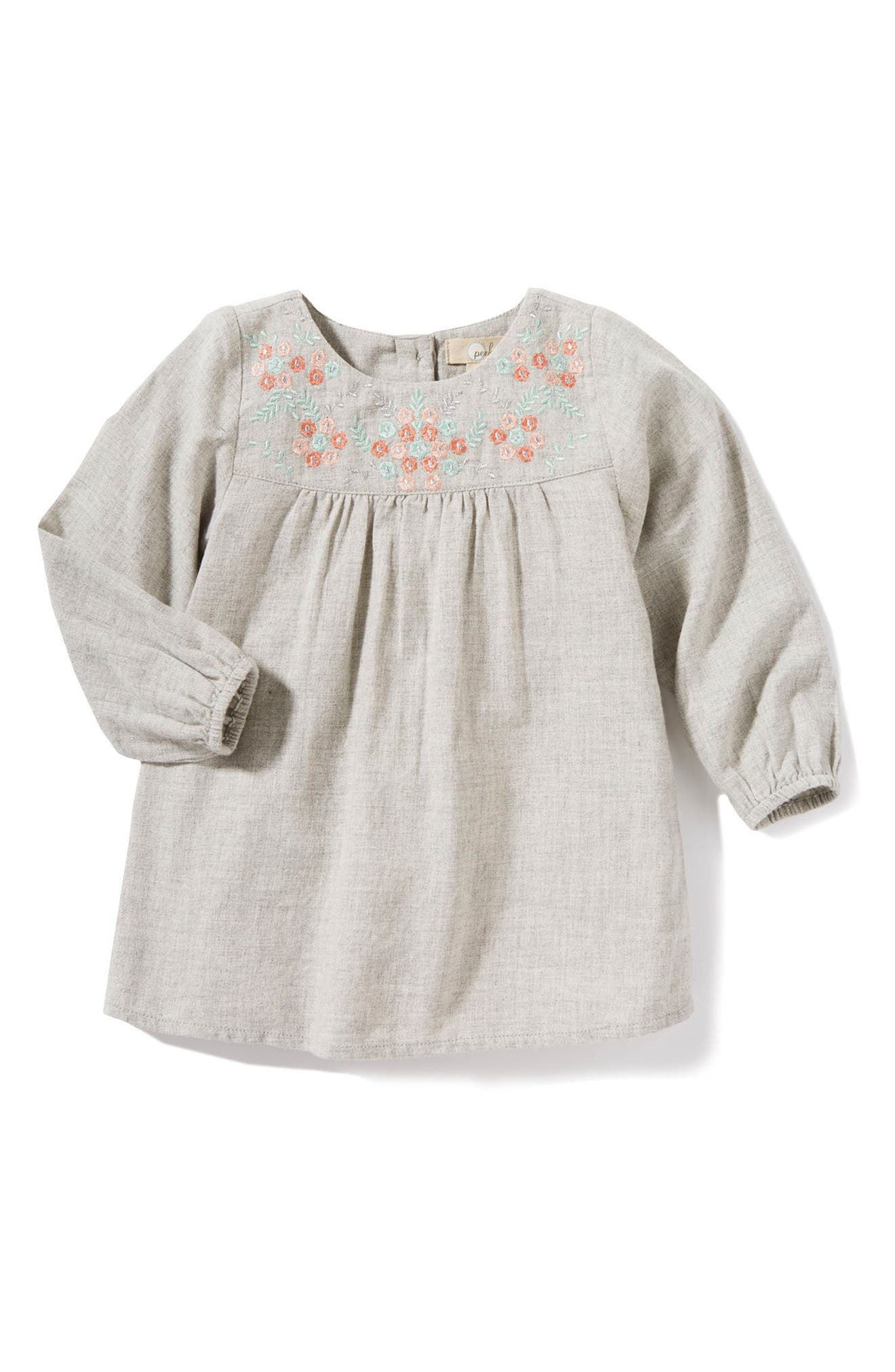 Main Image - Peek Renee Dress (Baby Girls)