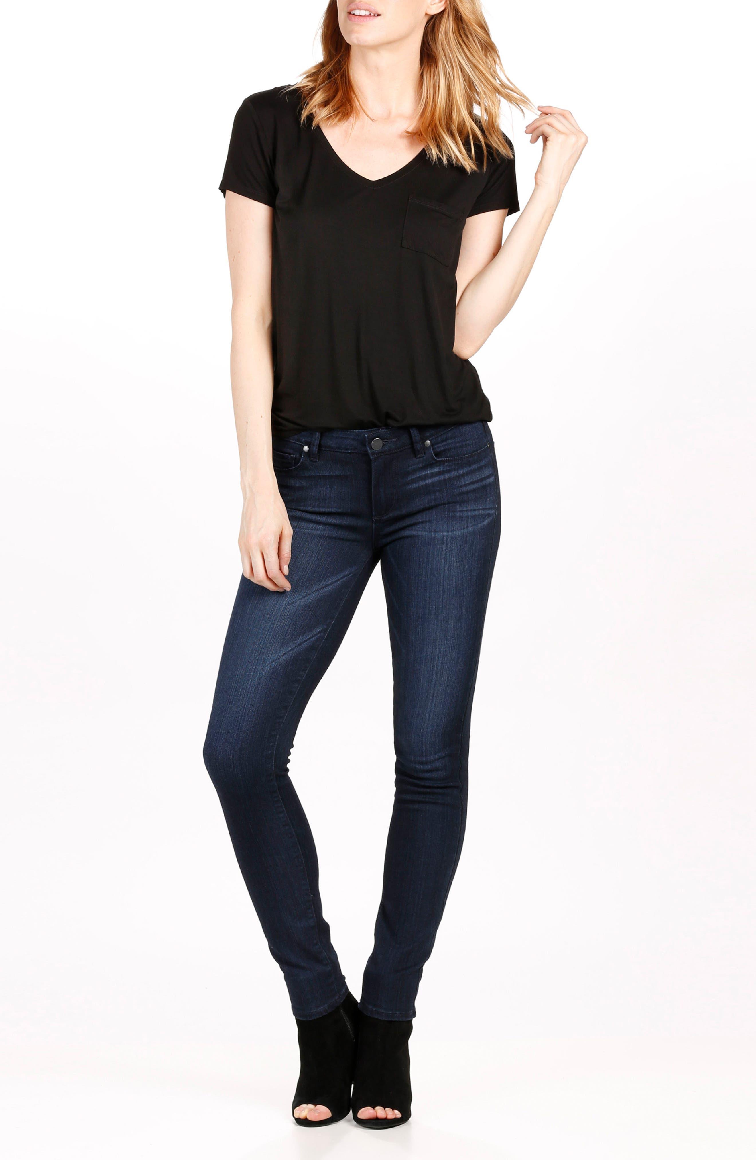 Alternate Image 2  - PAIGE Transcend - Verdugo Ultra Skinny Jeans (Hazen)
