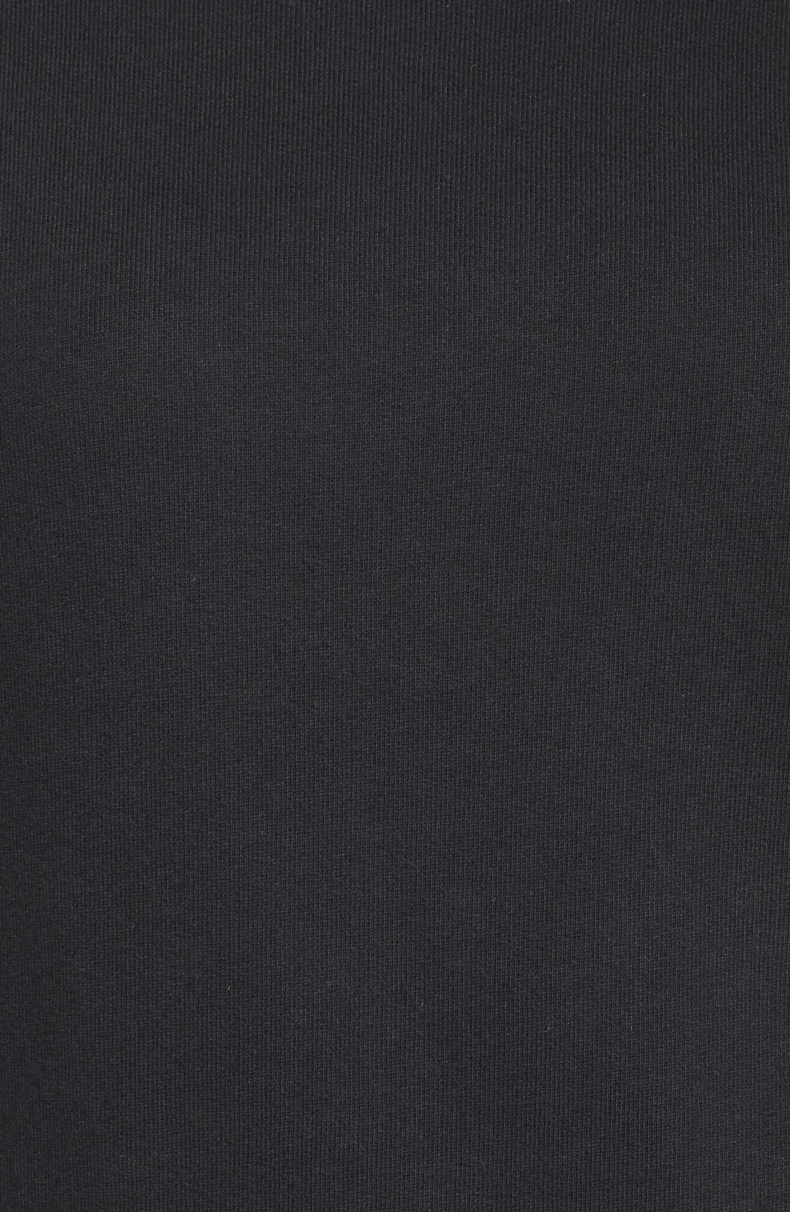 NFL New Orleans Saints Sunday Hoodie,                             Alternate thumbnail 6, color,                             True Black