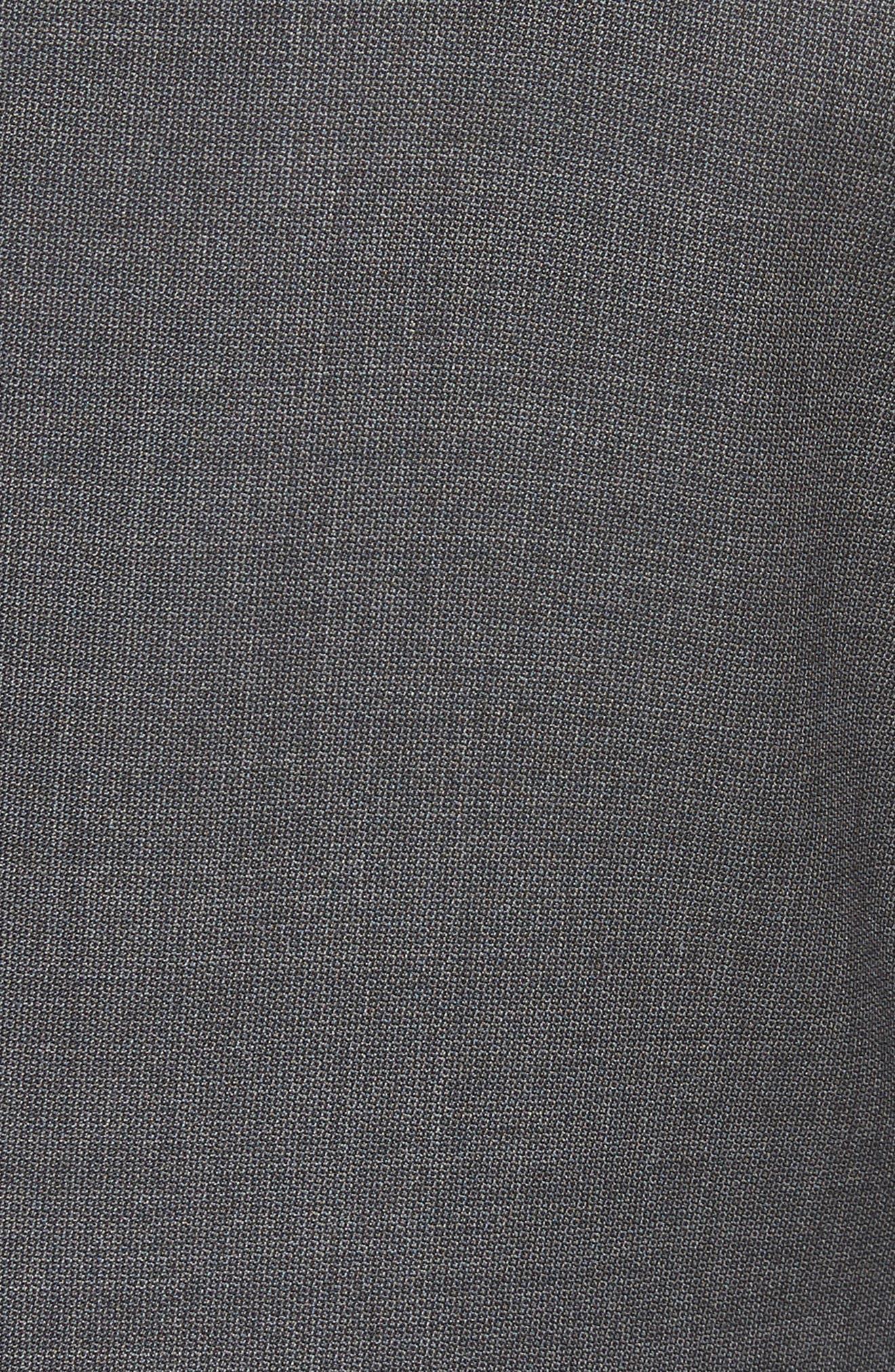 Alternate Image 7  - Z Zegna Classic Fit Wool Suit