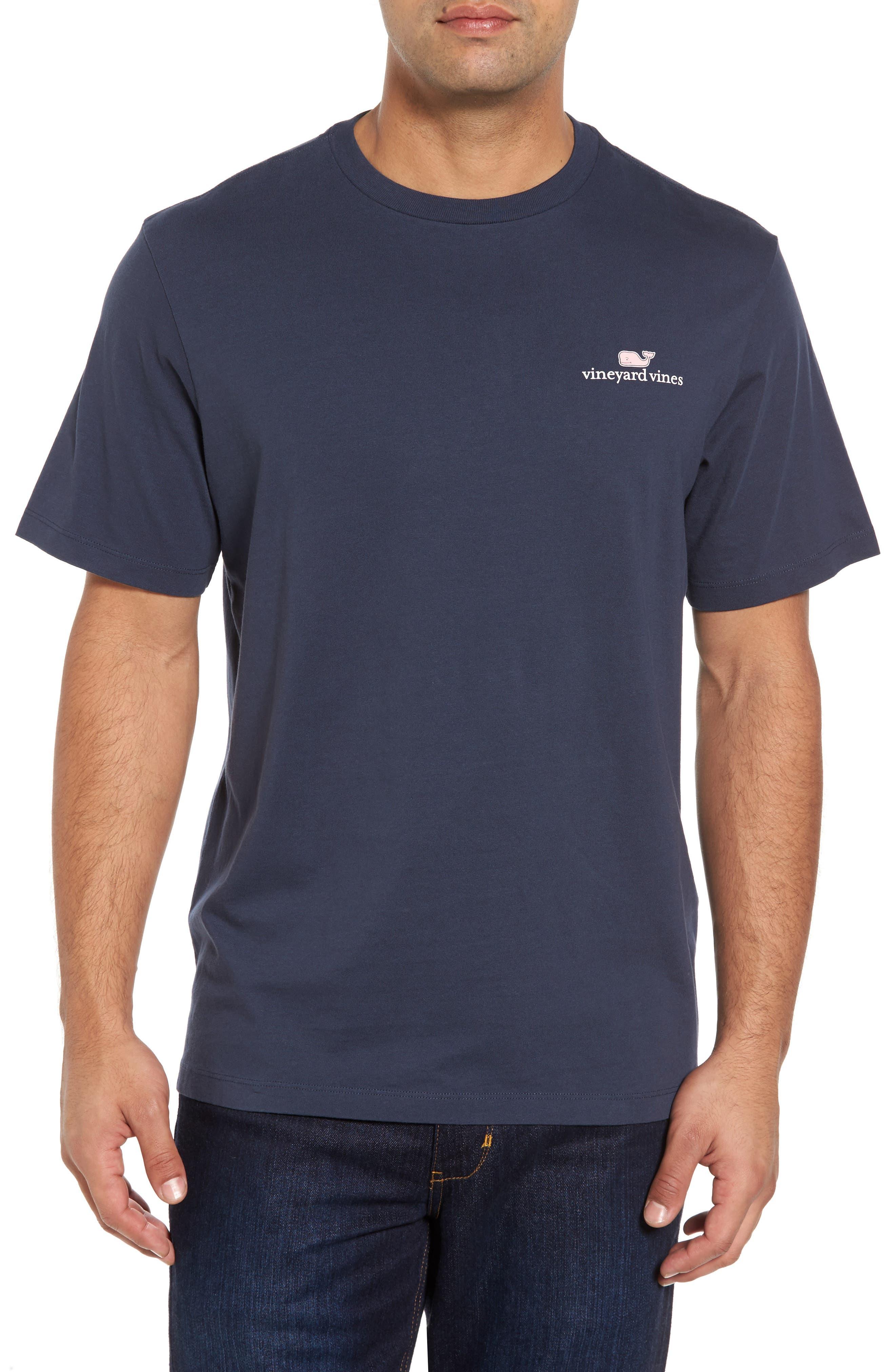 Alternate Image 2  - vineyard vines Graphic T-Shirt