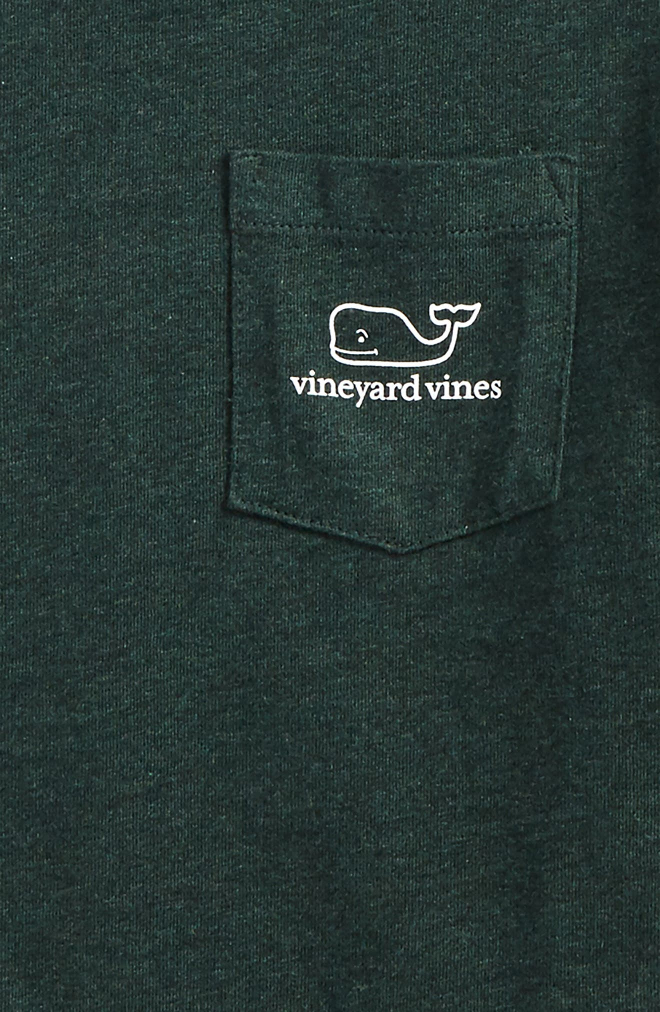 Alternate Image 3  - vineyard vines Whale Hooded T-Shirt (Toddler Boys & Little Boys)