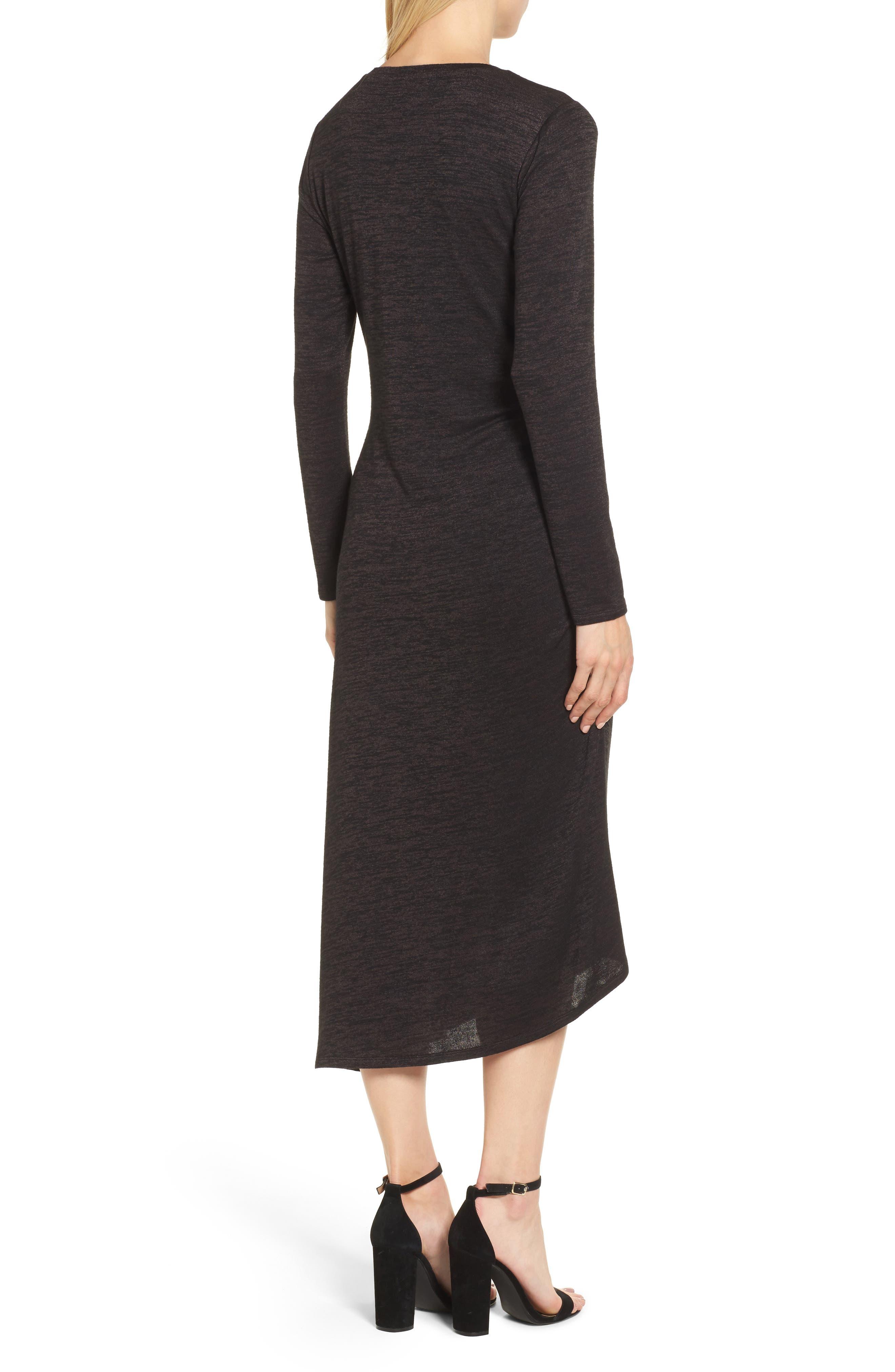 Alternate Image 2  - NIC+ZOE Firelight Midi Dress (Regular & Petite)