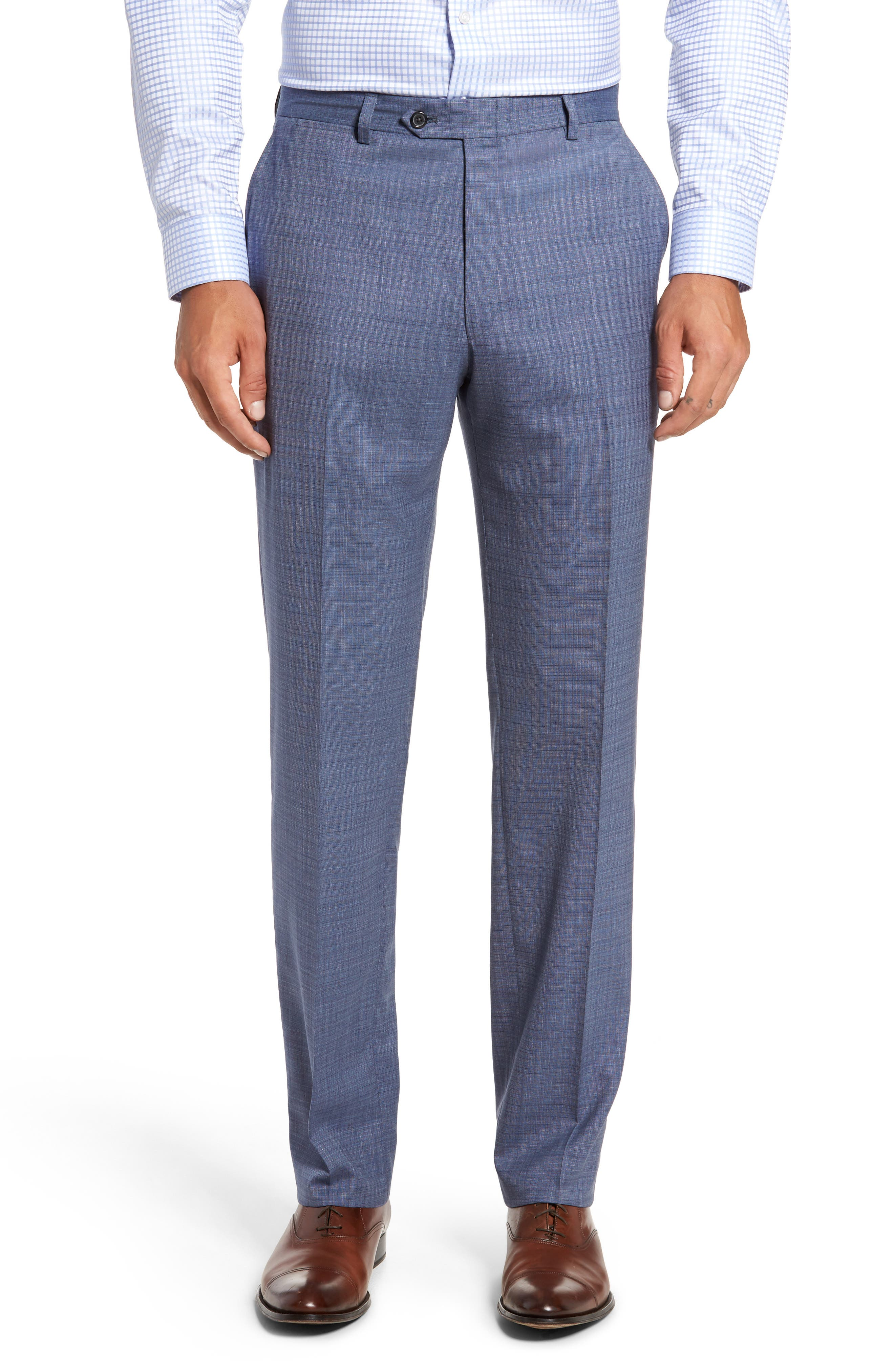 Alternate Image 6  - Hart Schaffner Marx Classic Fit Check Wool Suit