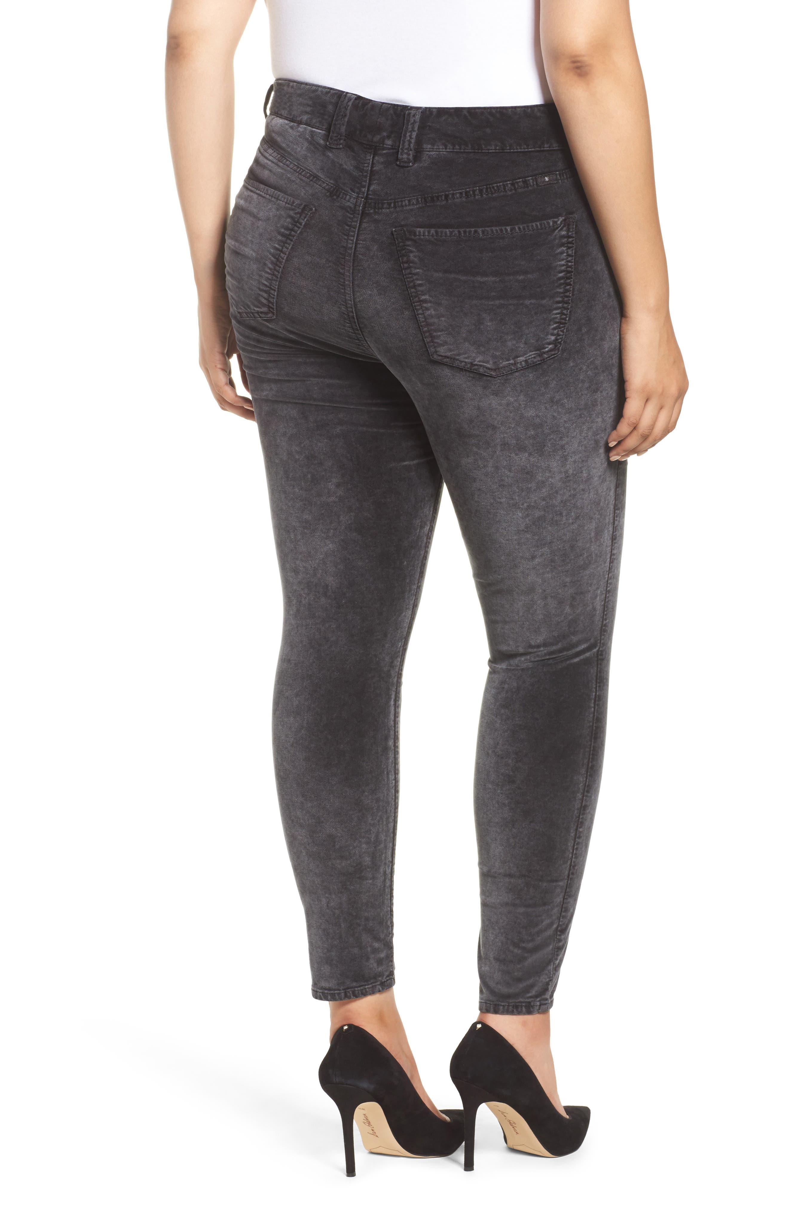 Emma Legging Jeans,                             Alternate thumbnail 2, color,                             Parkman