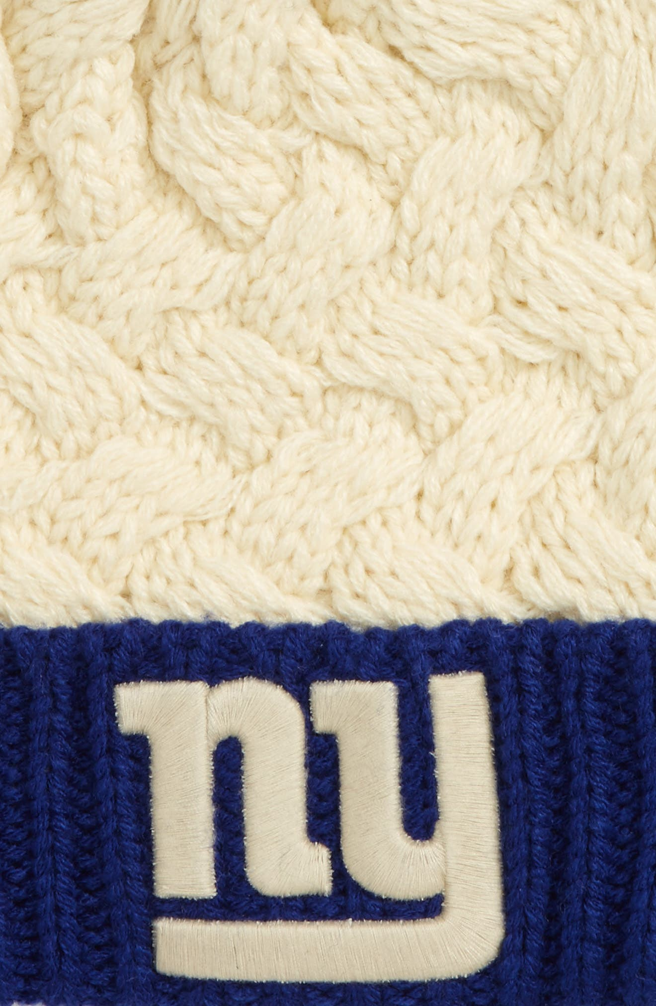 Alternate Image 2  - '47 Matterhorn NY Giants Beanie