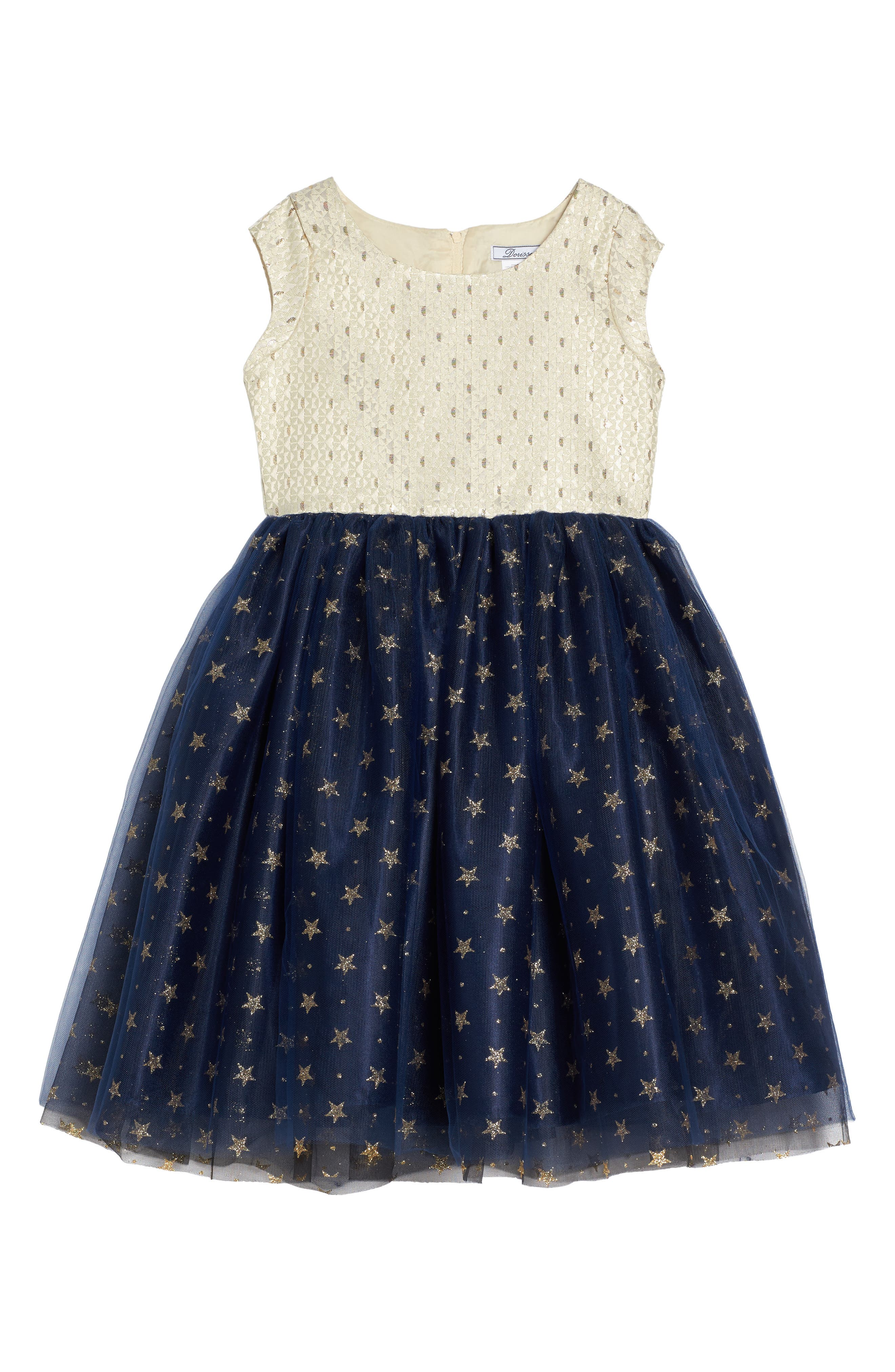 Dorissa Kerry Fit & Flare Dress (Toddler Girls, Little Girls & Big Girls)