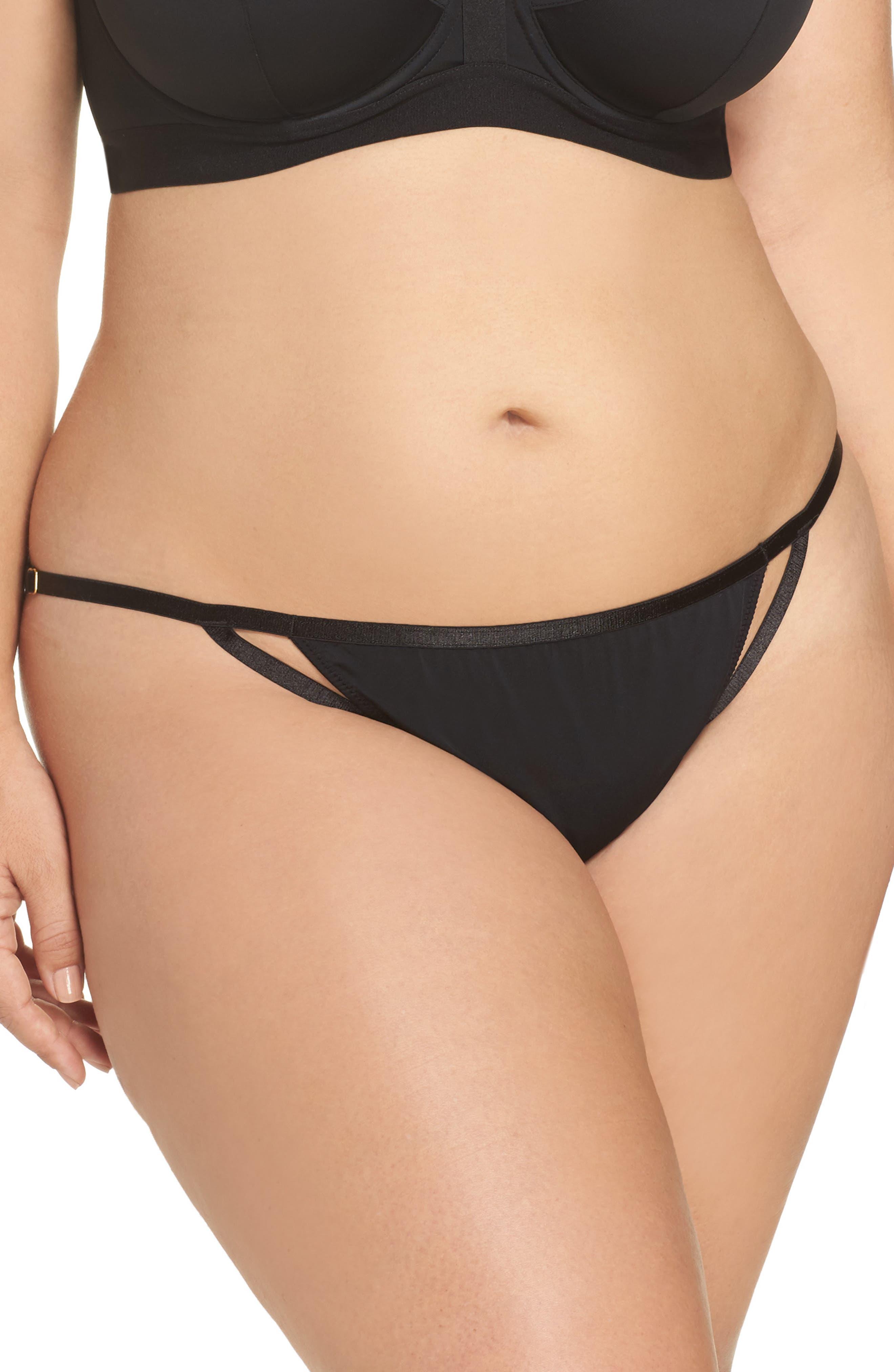 Gabi Fresh x Playful Promises Strappy Bikini (Plus Size)