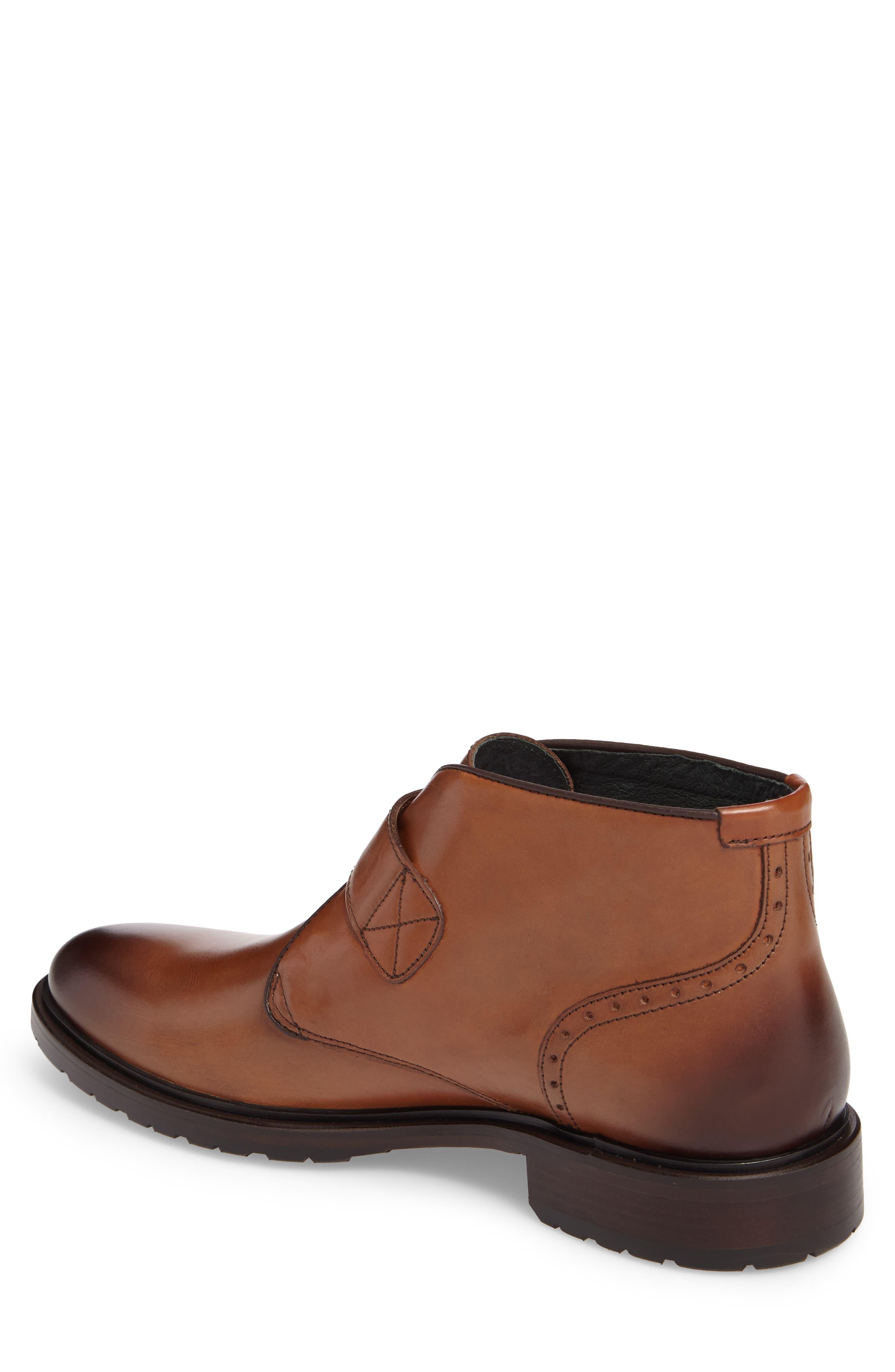 Alternate Image 2  - J&M 1850 Myles Monk Strap Boot (Men)