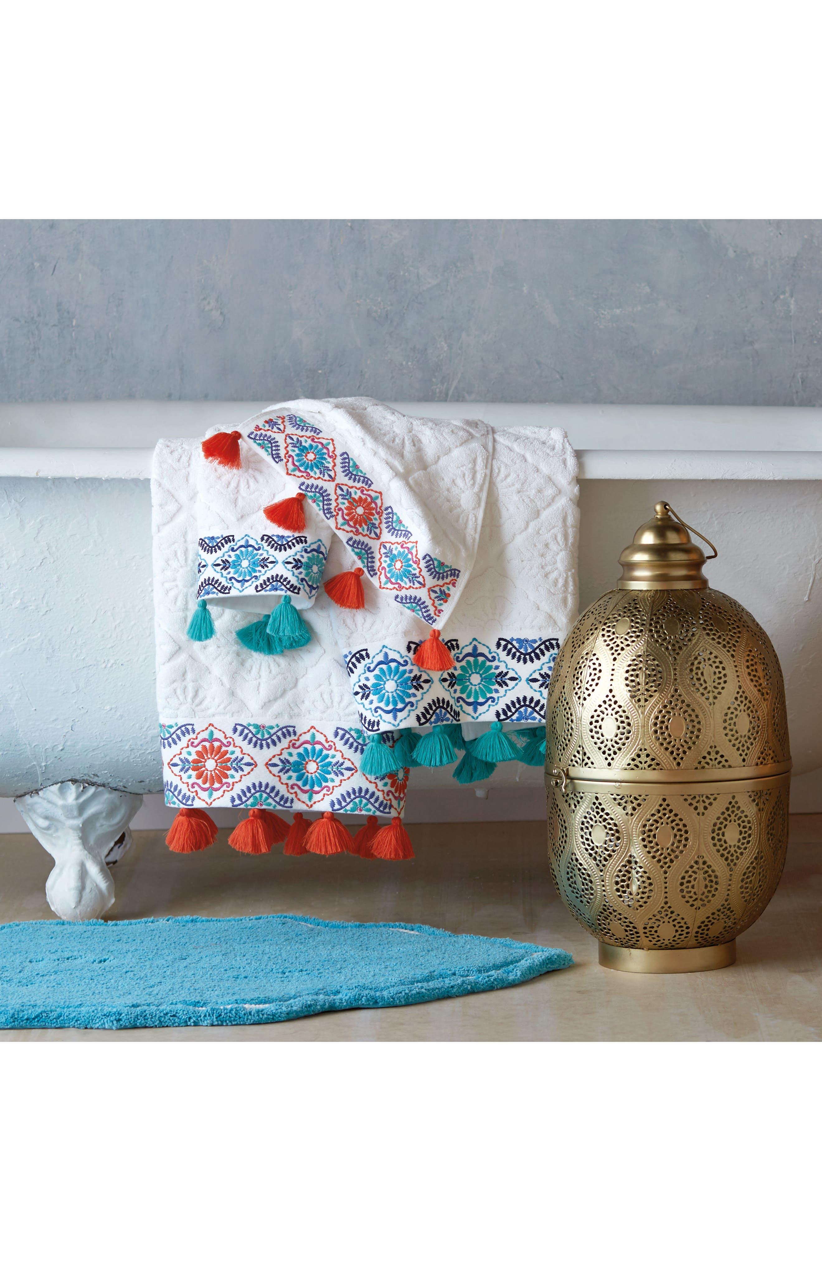 Alternate Image 5  - John Robshaw Aloka Hand Towel
