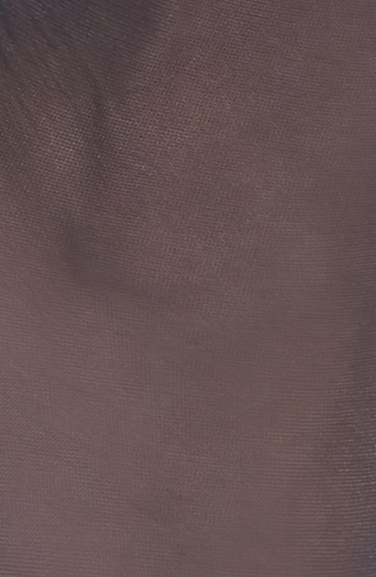 Patrizia Lace-Up Socks,                             Alternate thumbnail 3, color,                             Dark Blue