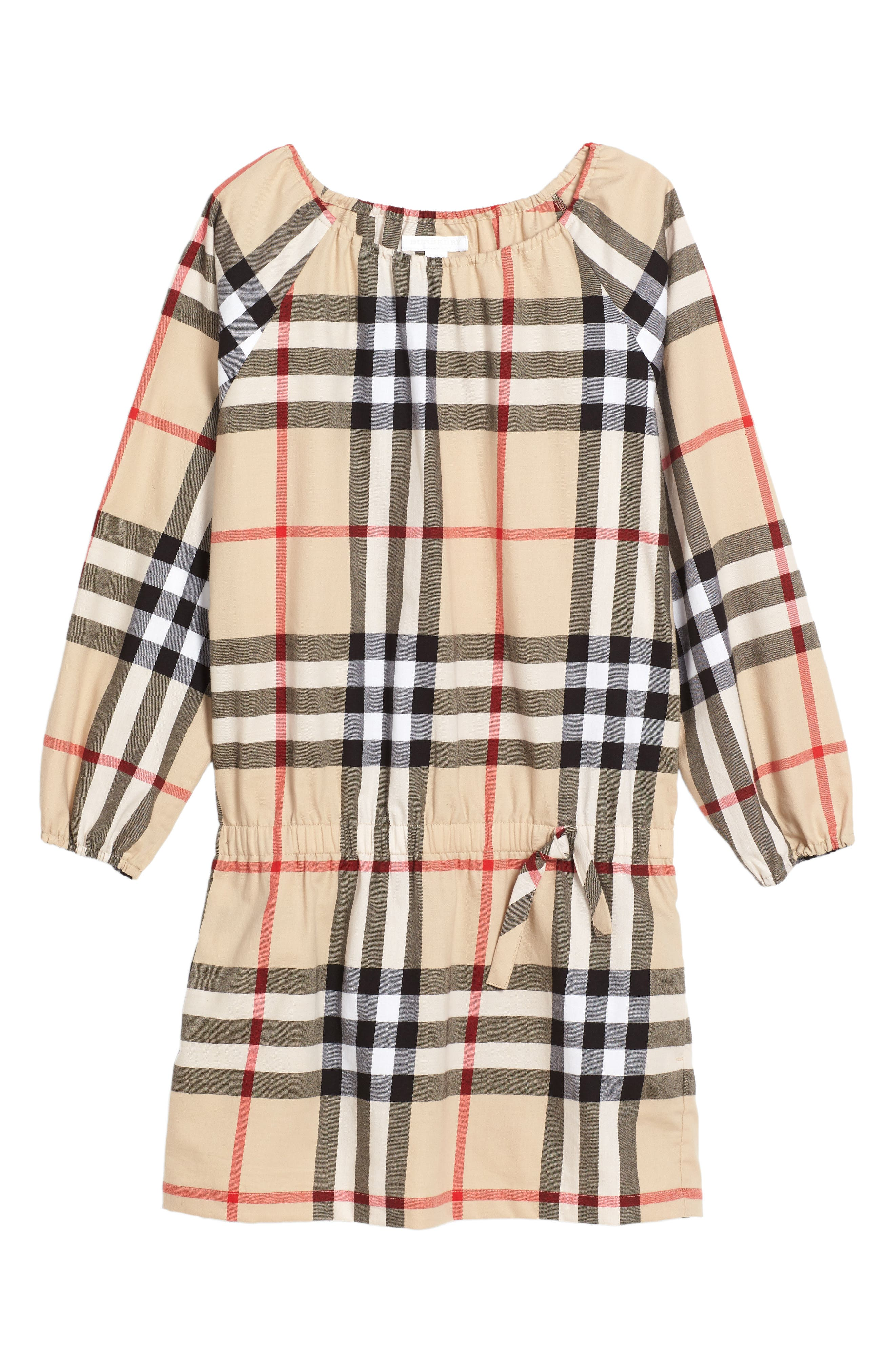 Burberry Kadyann Check Dress (Little Girls & Big Girls)
