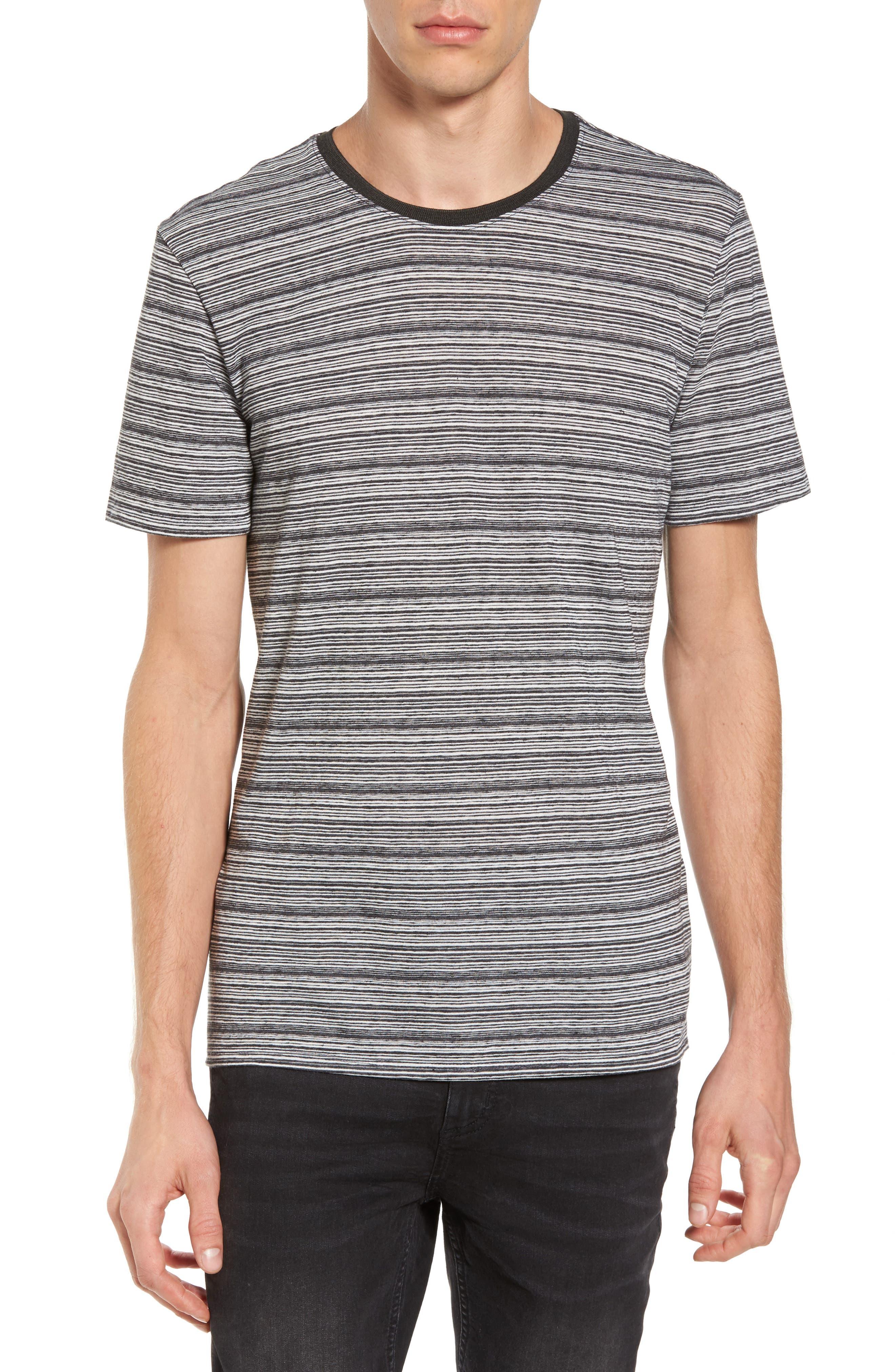 The Rail Stripe Ringer T-Shirt