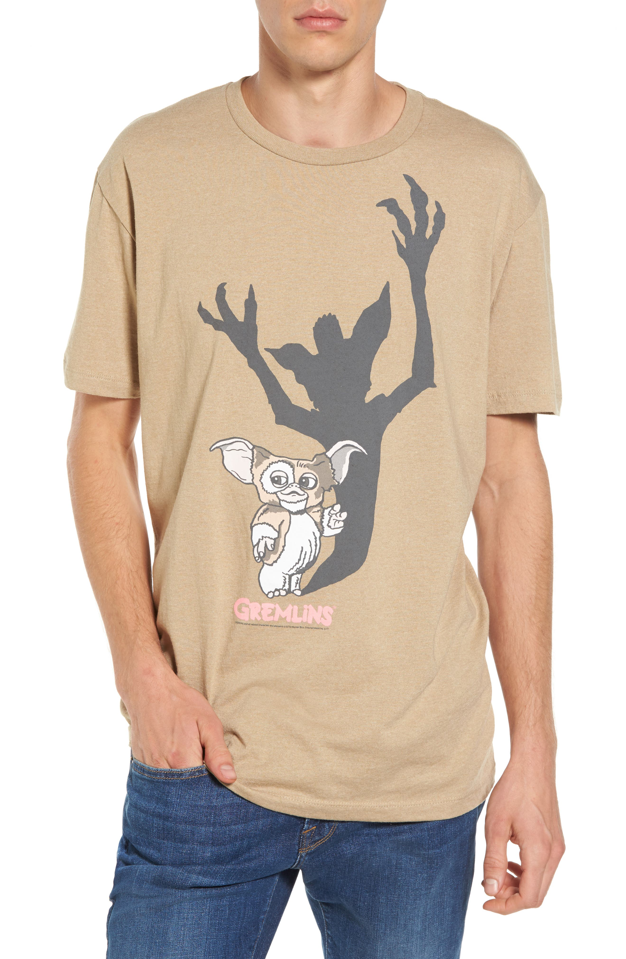 The Rail Gremlins Graphic T-Shirt