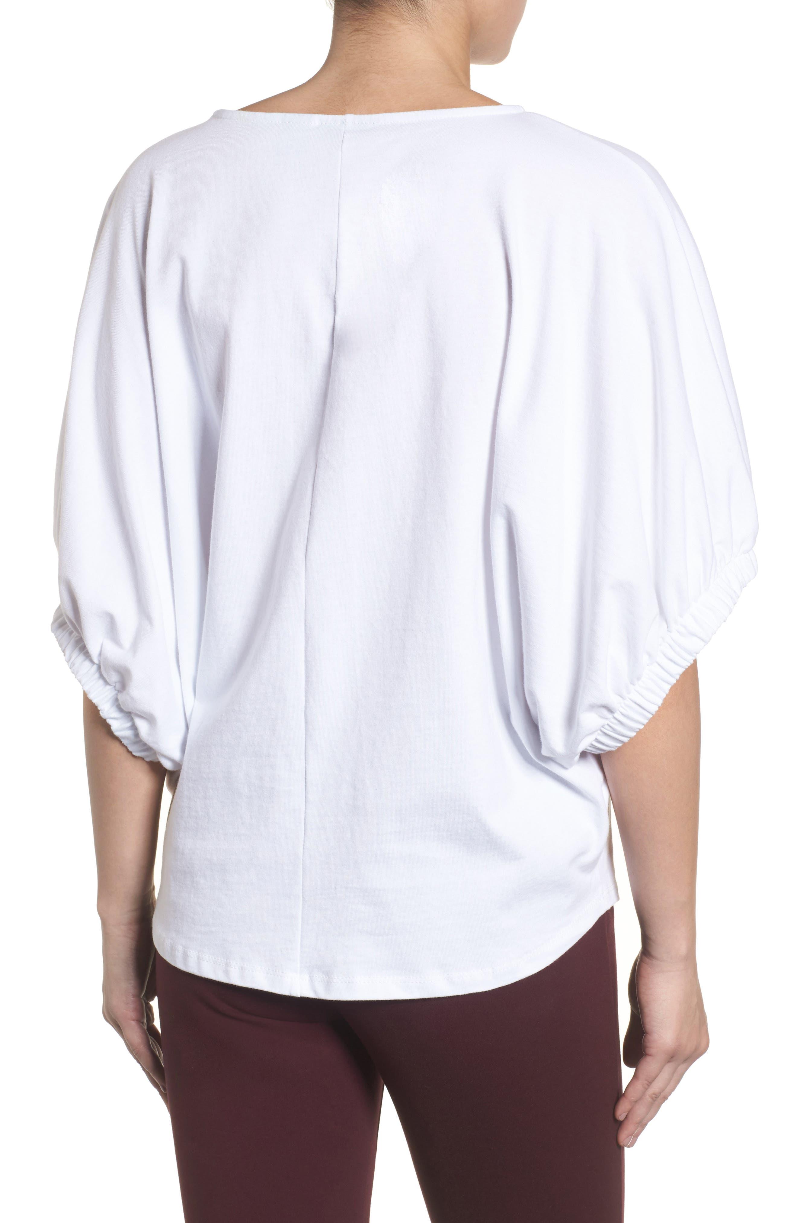 Alternate Image 2  - Halogen® Dolman Sleeve Top