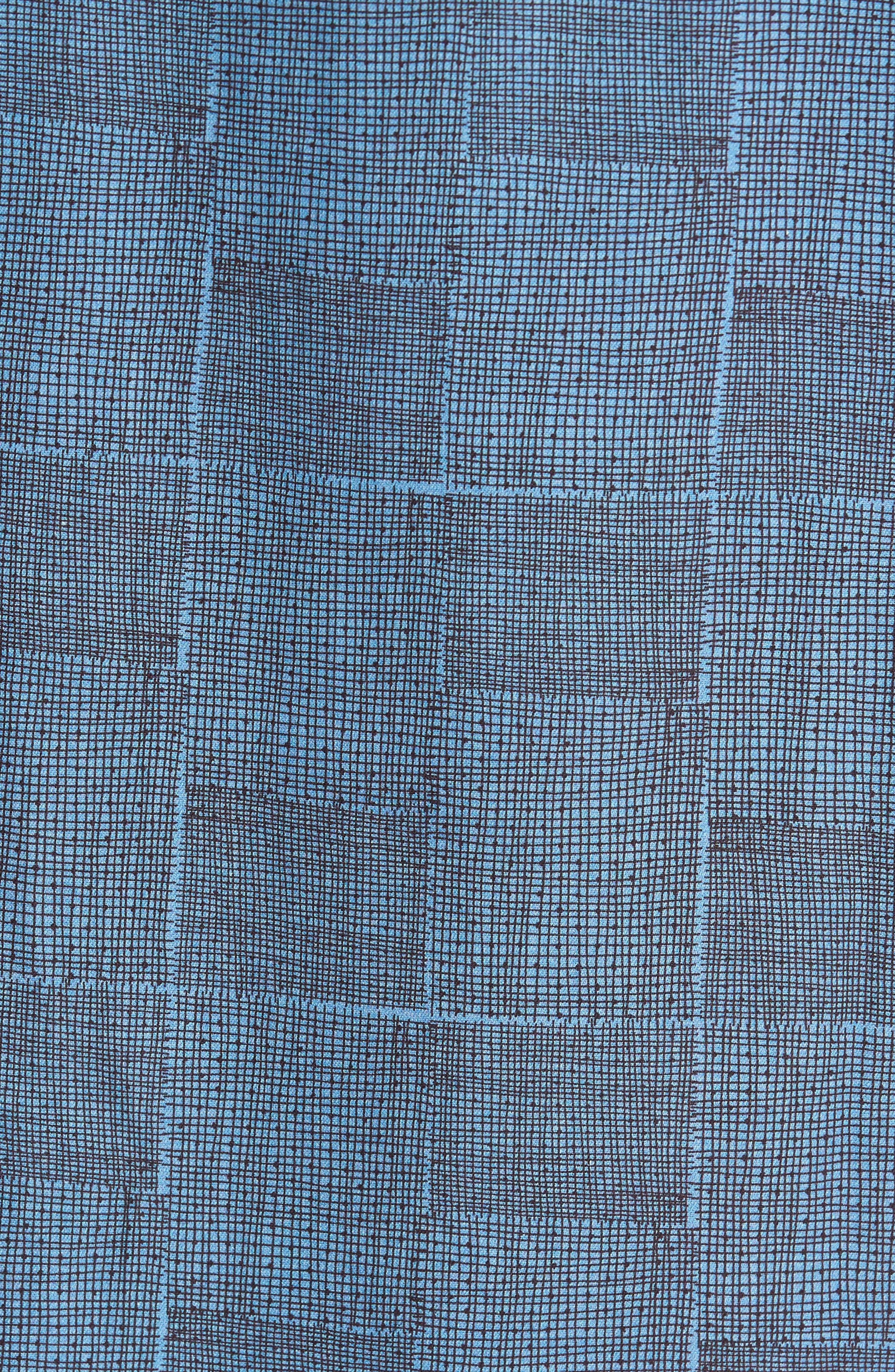 Alternate Image 5  - Nat Nast Alta Classic Fit Silk Blend Camp Shirt