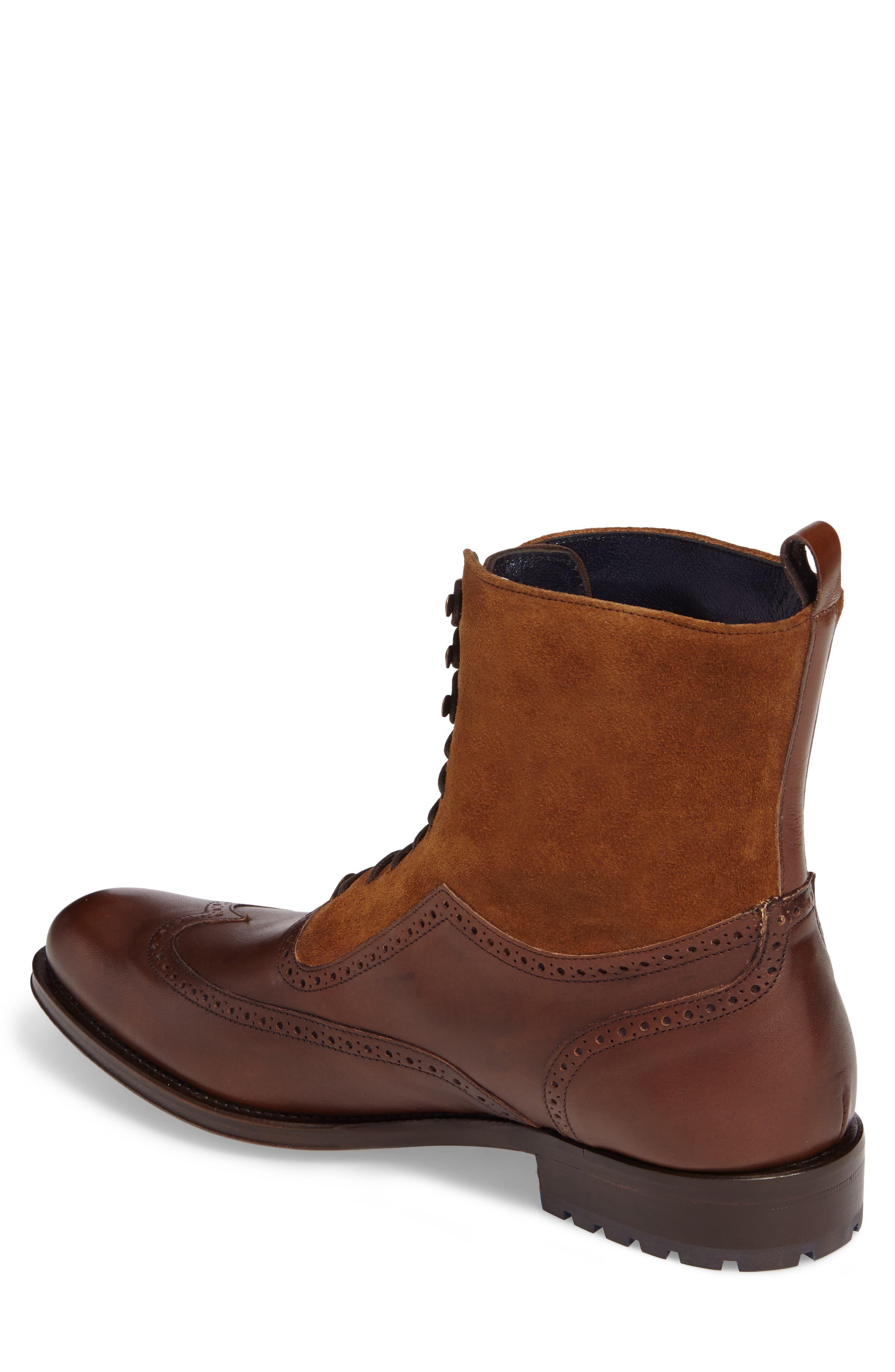 Alternate Image 2  - Mezlan Benalva Wingtip Boot (Men)