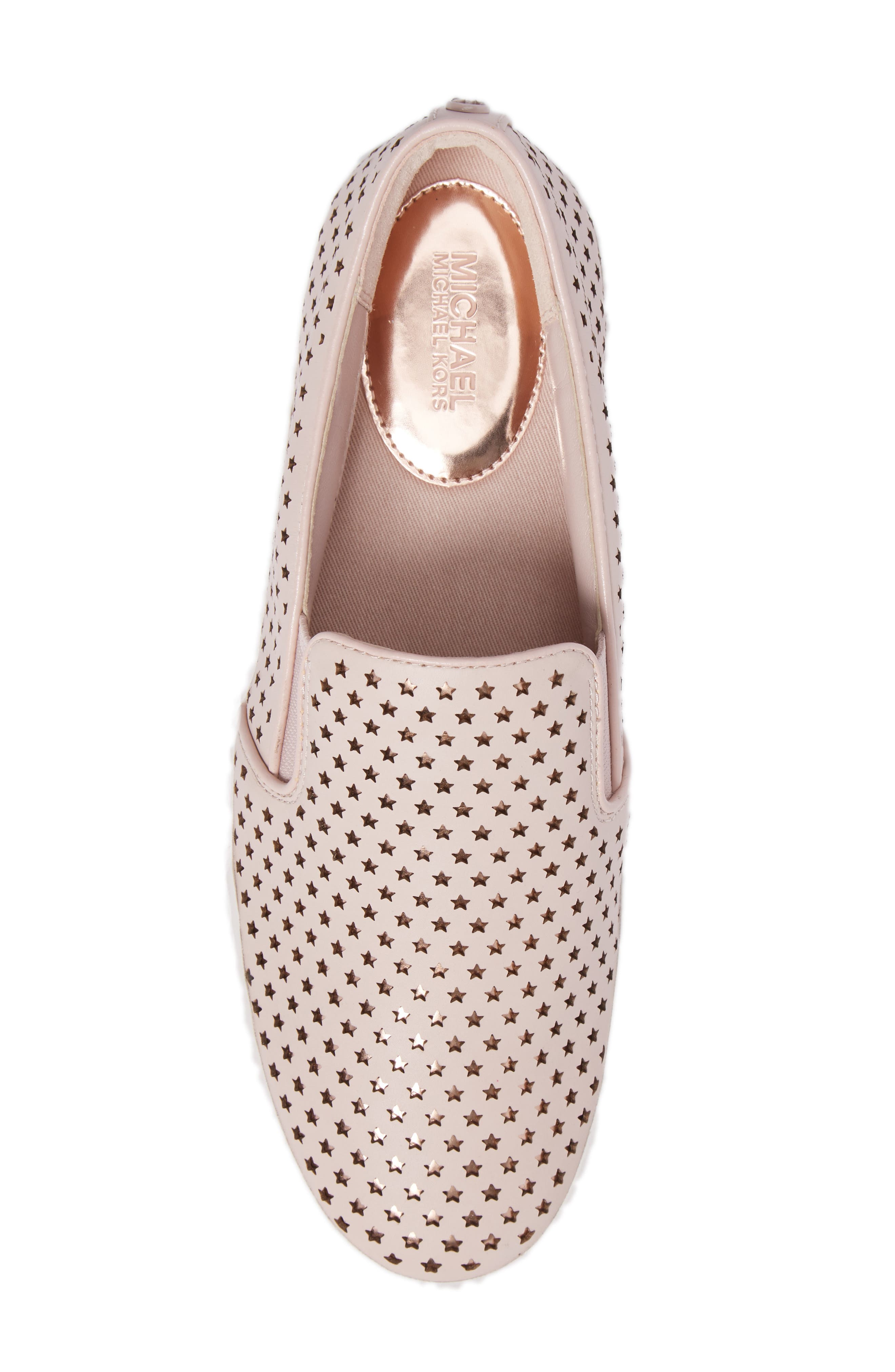Alternate Image 5  - MICHAEL Michael Kors Keaton Slip-On Sneaker (Women)