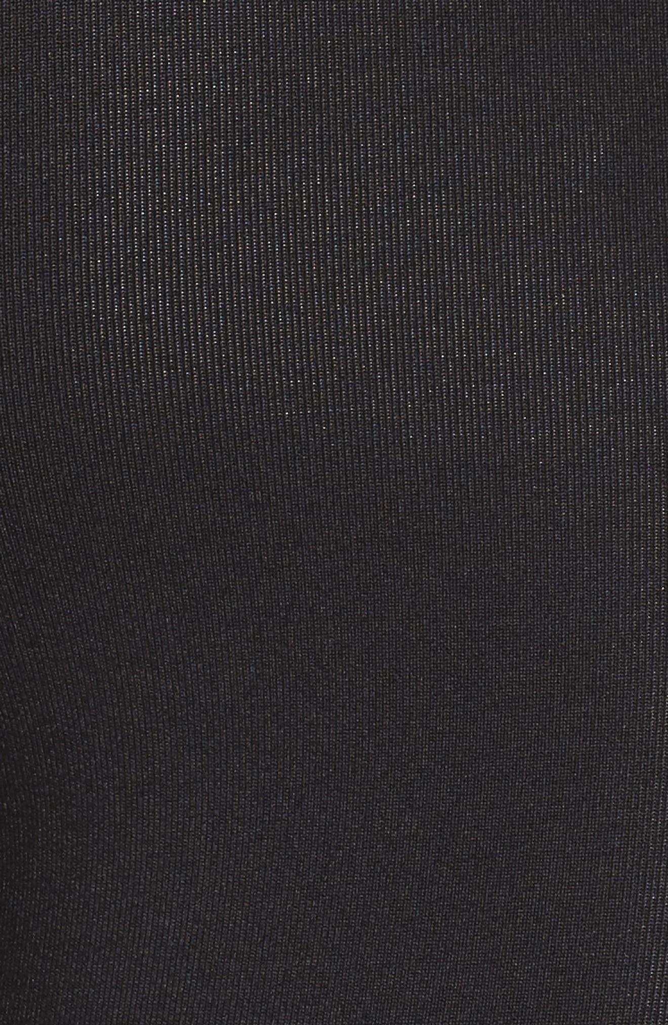 Triumph Leggings,                             Alternate thumbnail 6, color,                             Sapphire Black