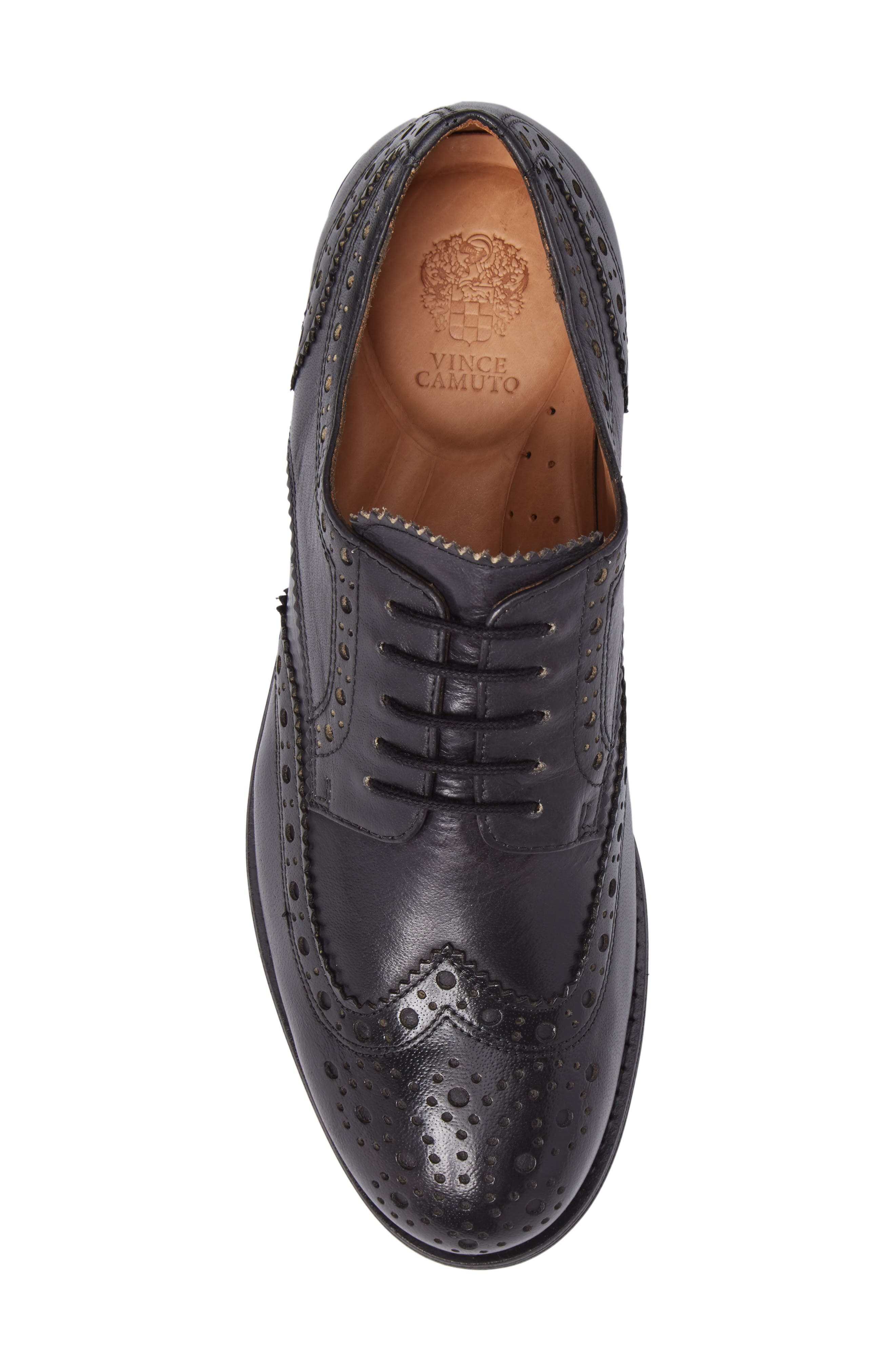Alternate Image 5  - Vince Camuto Corten Wingtip (Men)