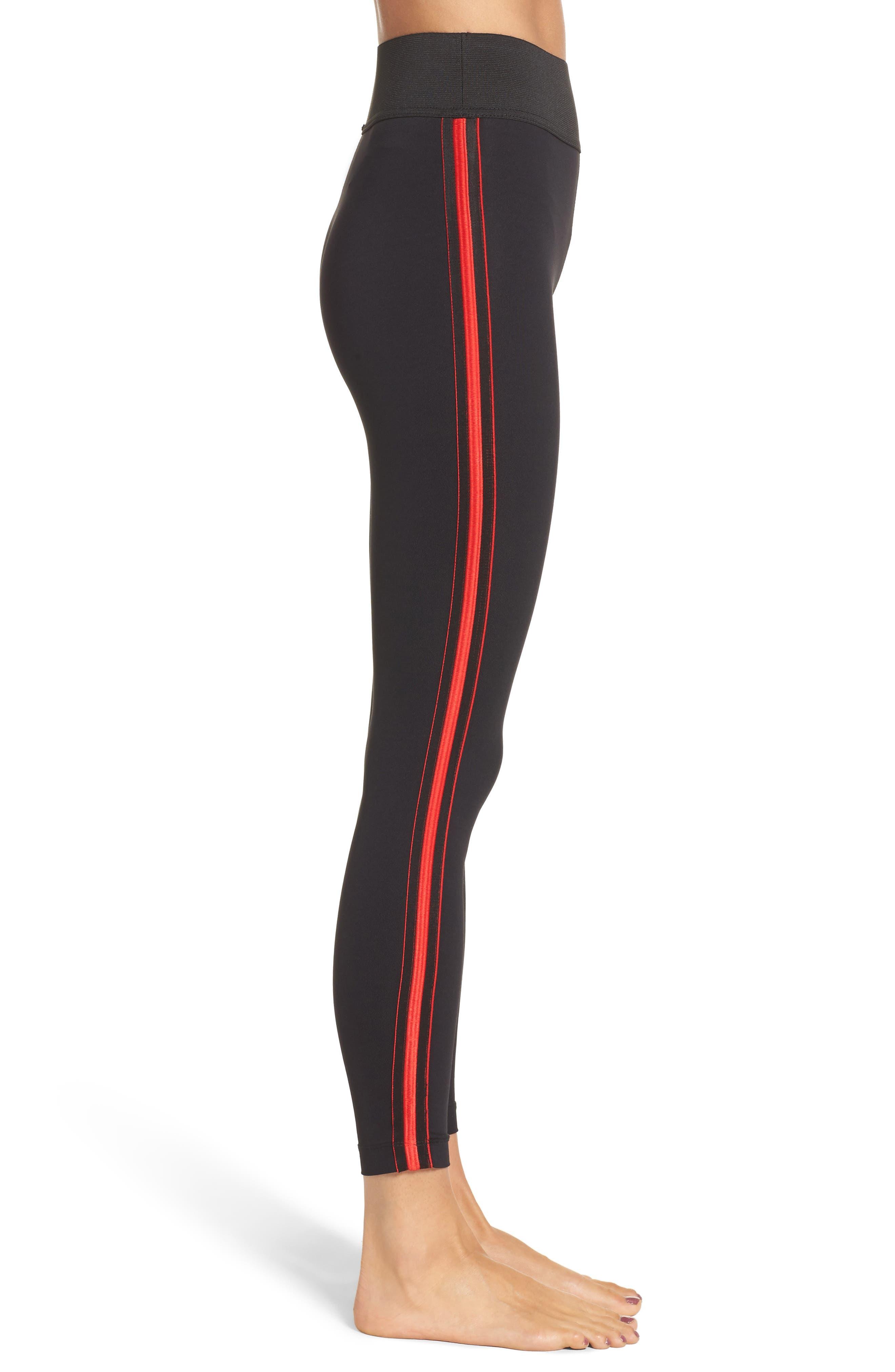 Alternate Image 3  - Koral Tone High Waist Leggings