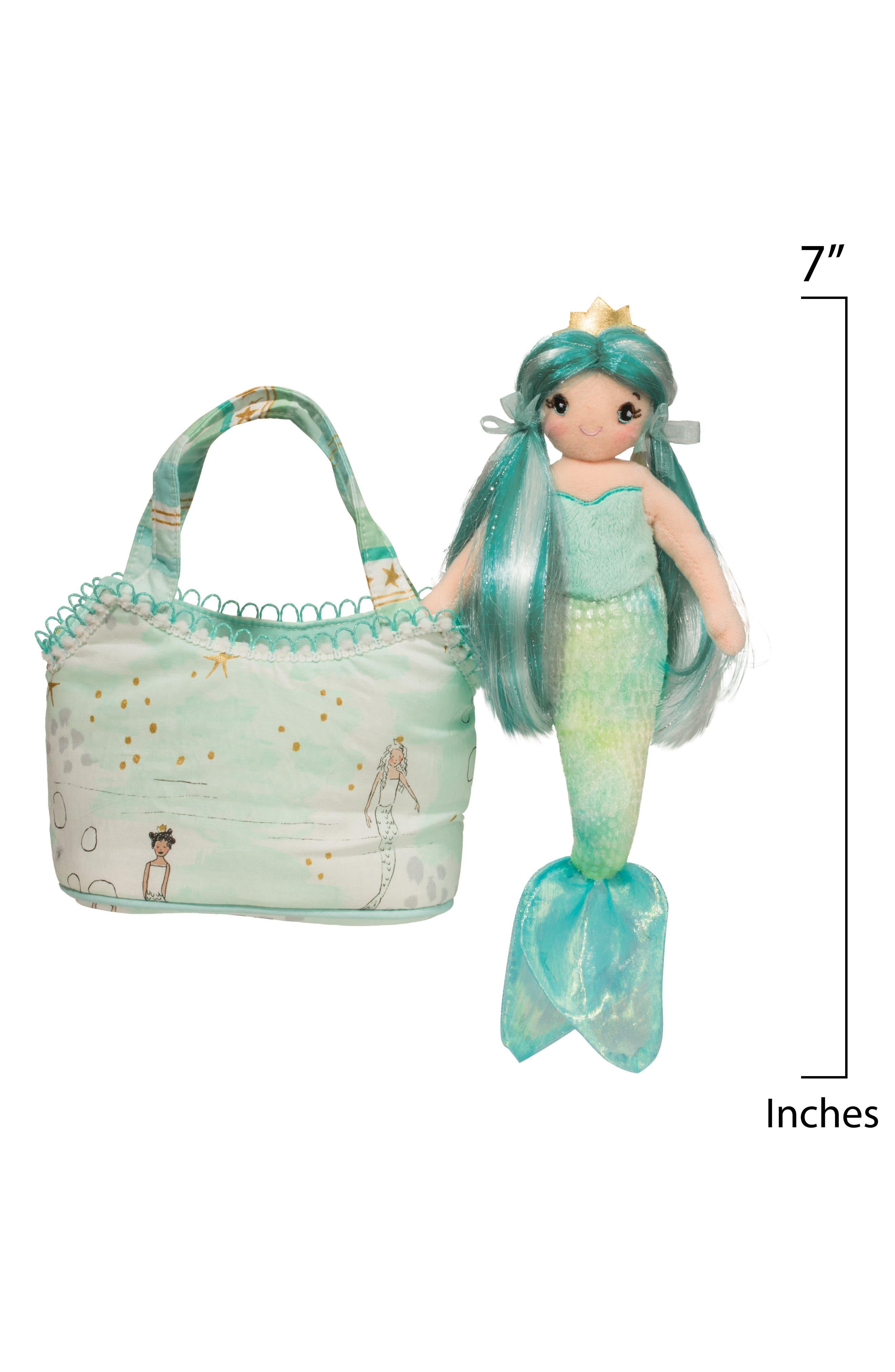 Alternate Image 2  - Douglas Princess Mermaid Doll & Handbag