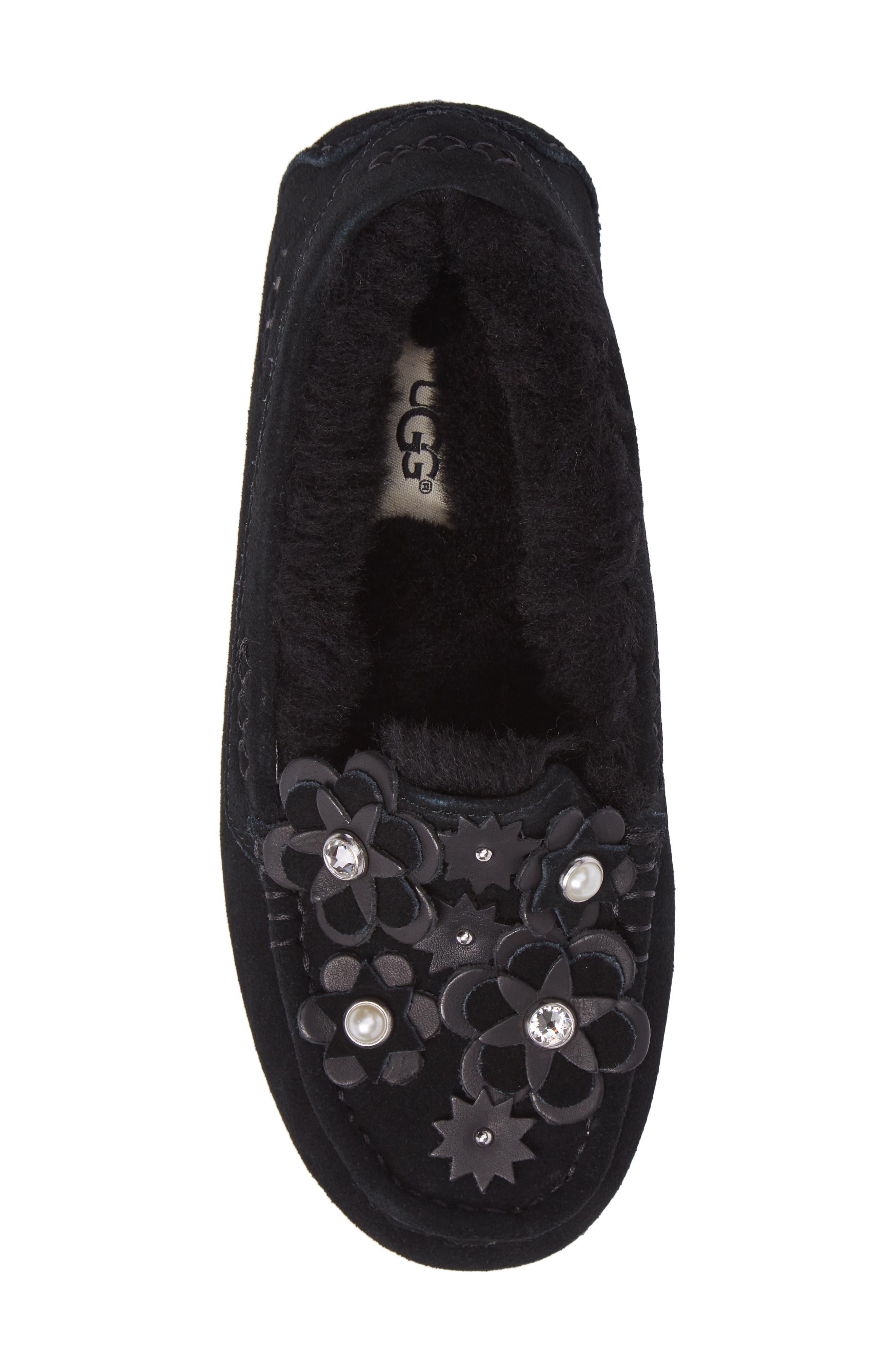 Alternate Image 5  - UGG® Ansley Petal Water Resistant Slipper (Women)