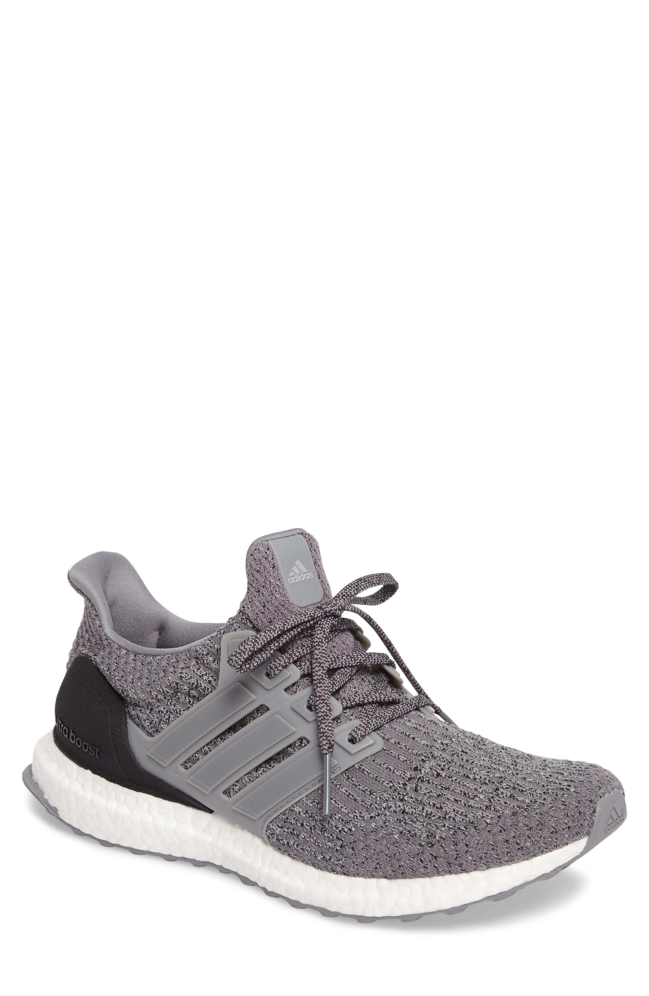 Alternate Image 1 Selected - adidas 'UltraBoost' Running Shoe (Men)