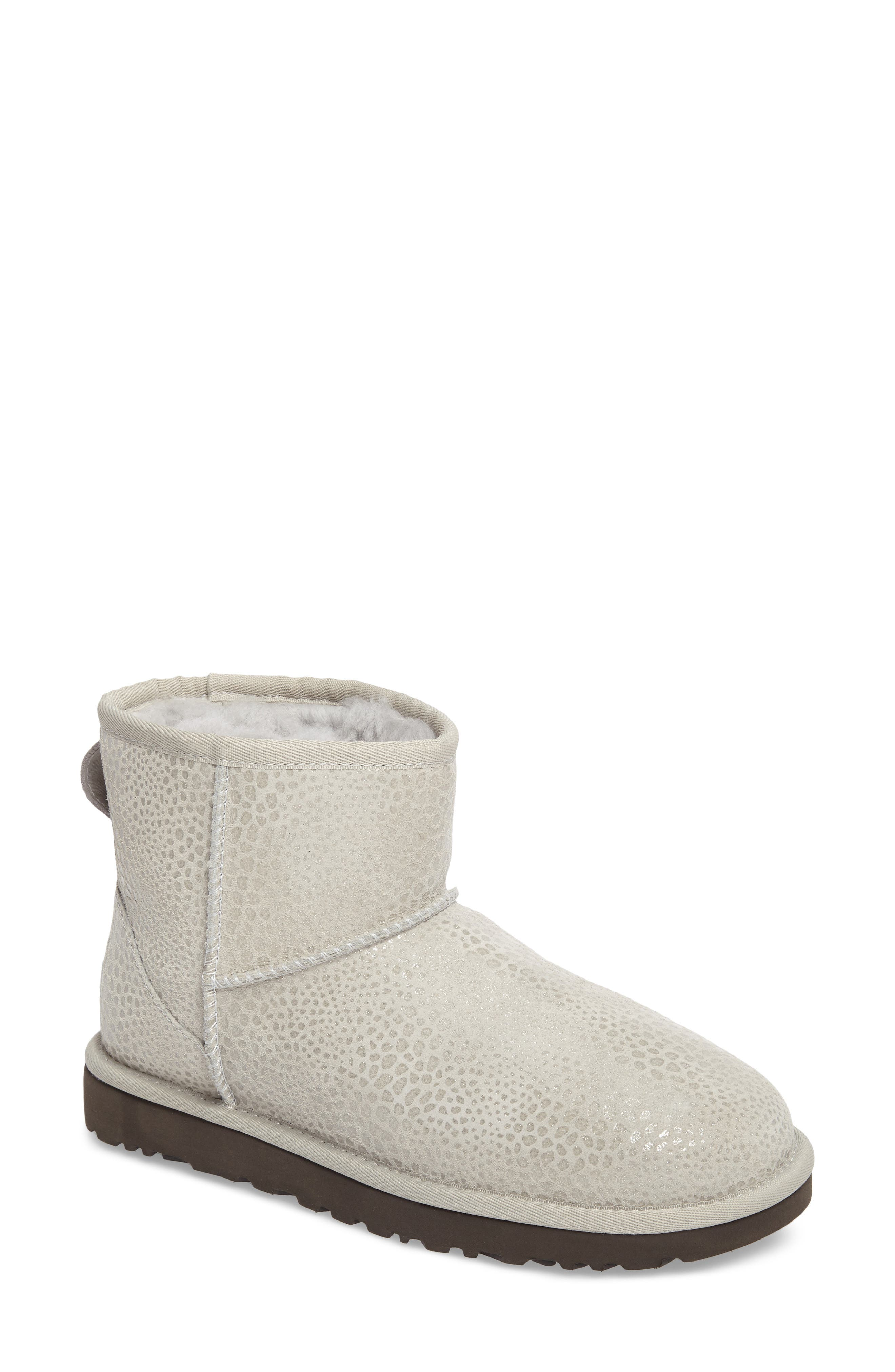 Alternate Image 1 Selected - UGG® Mini Glitzy Boot (Women)