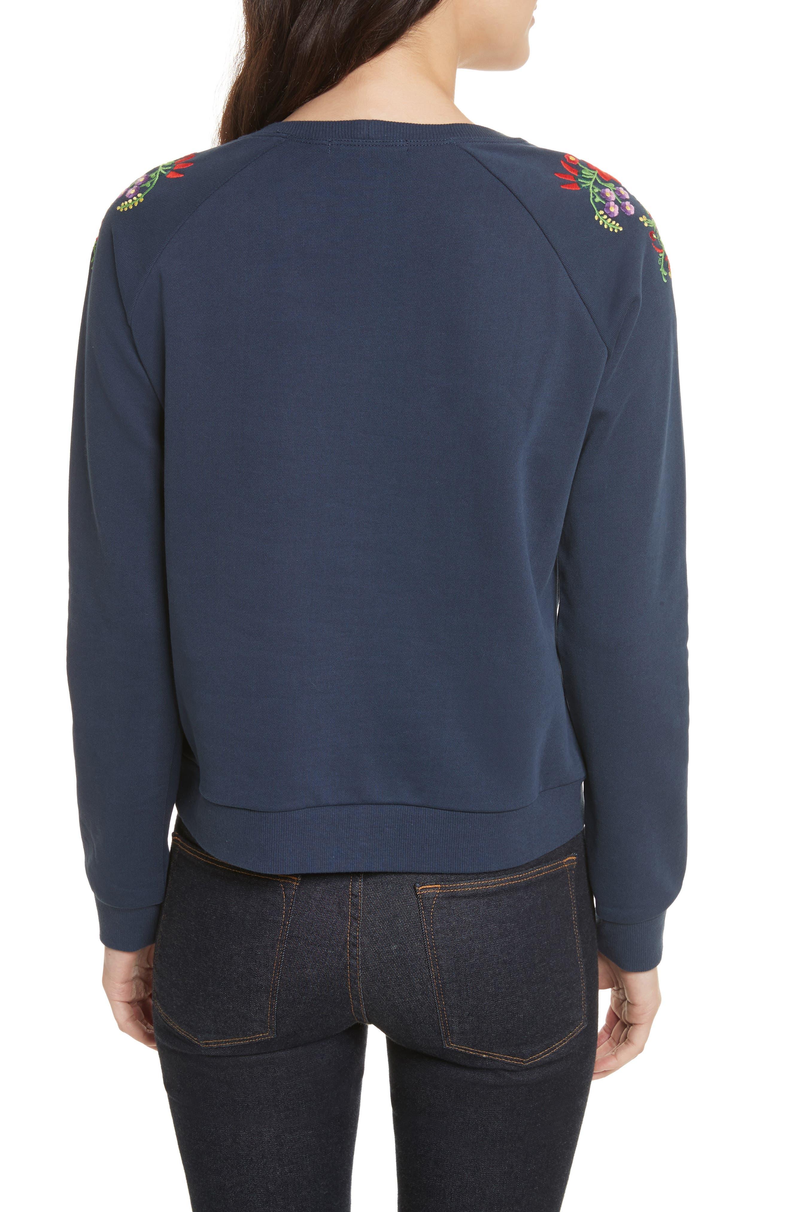 Alternate Image 2  - Rebecca Minkoff Jennings Sweatshirt
