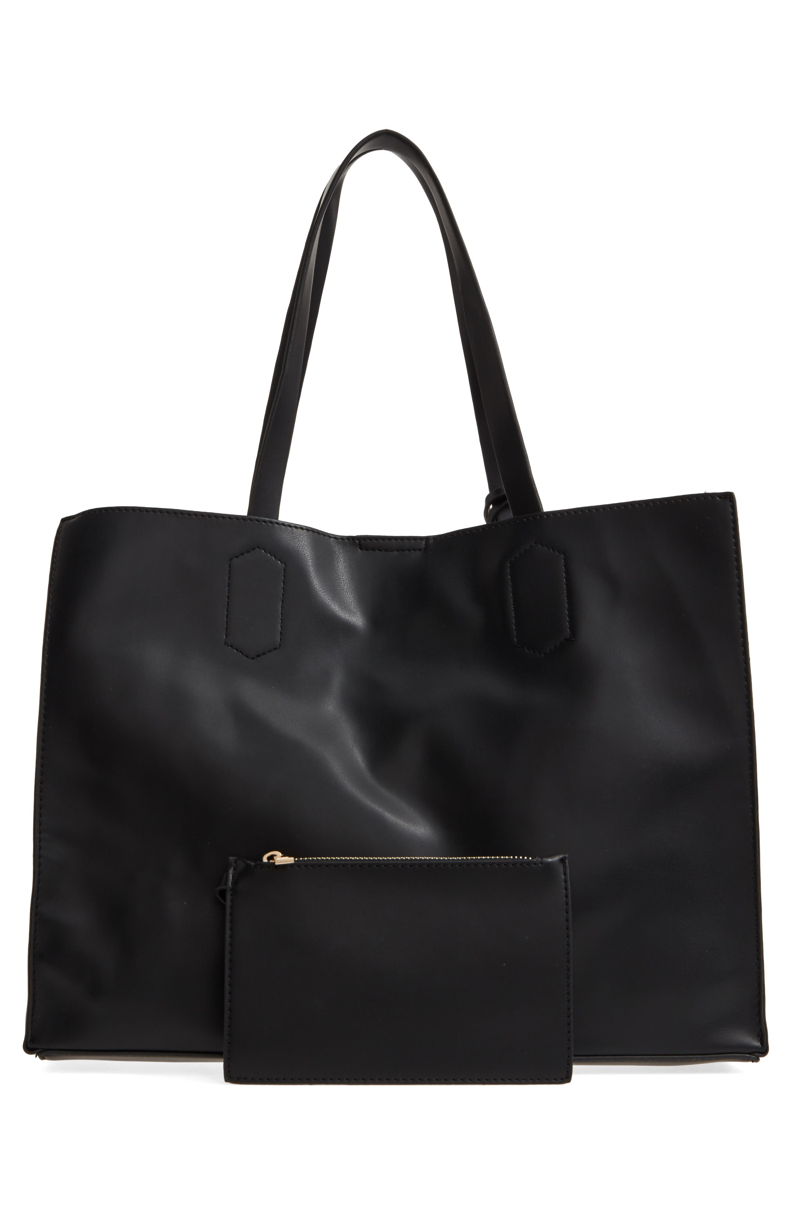 Alternate Image 3  - Emperia Tassel Faux Leather Tote