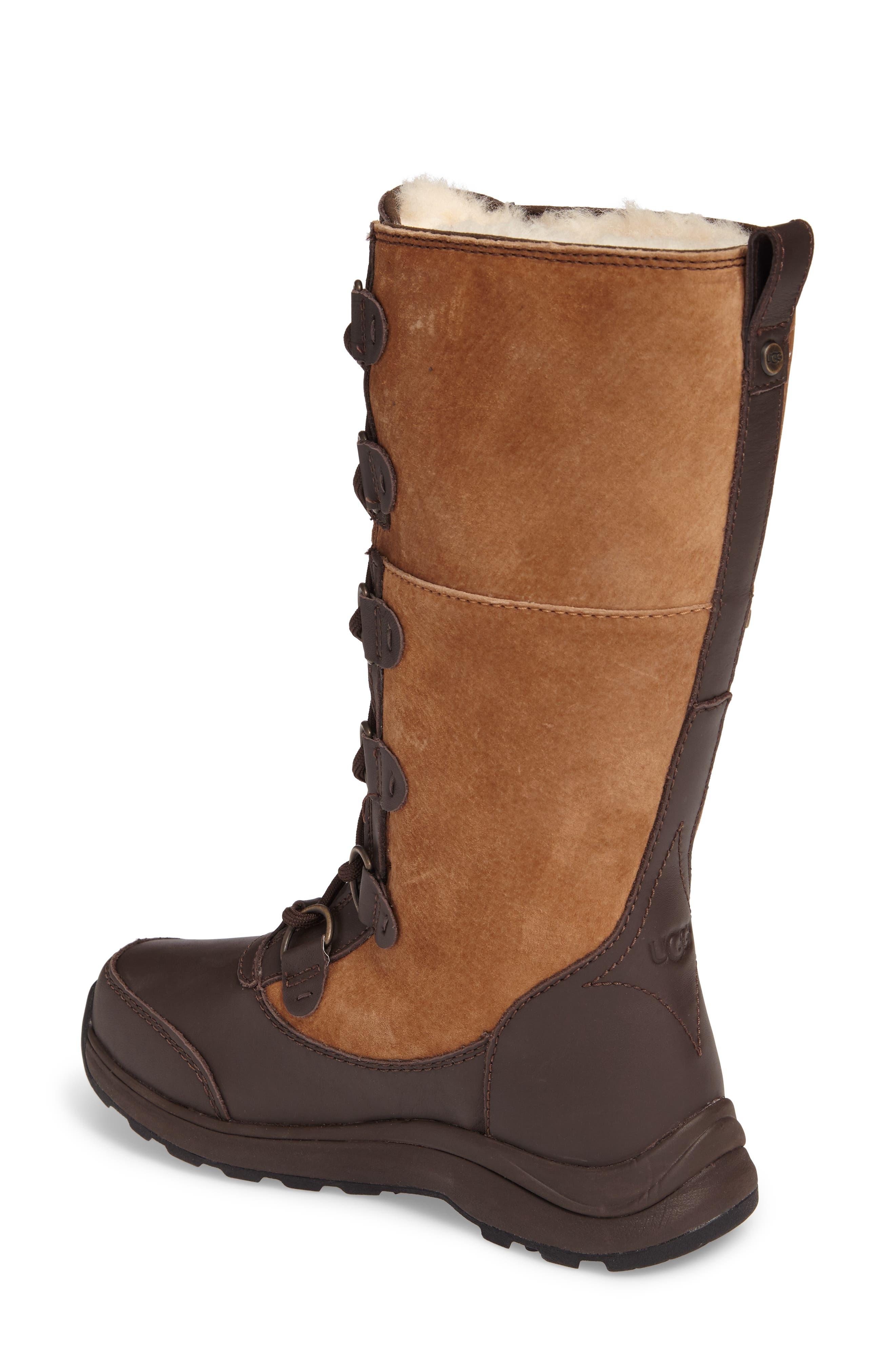 Alternate Image 2  - UGG® Atlason Waterproof Boot (Women)