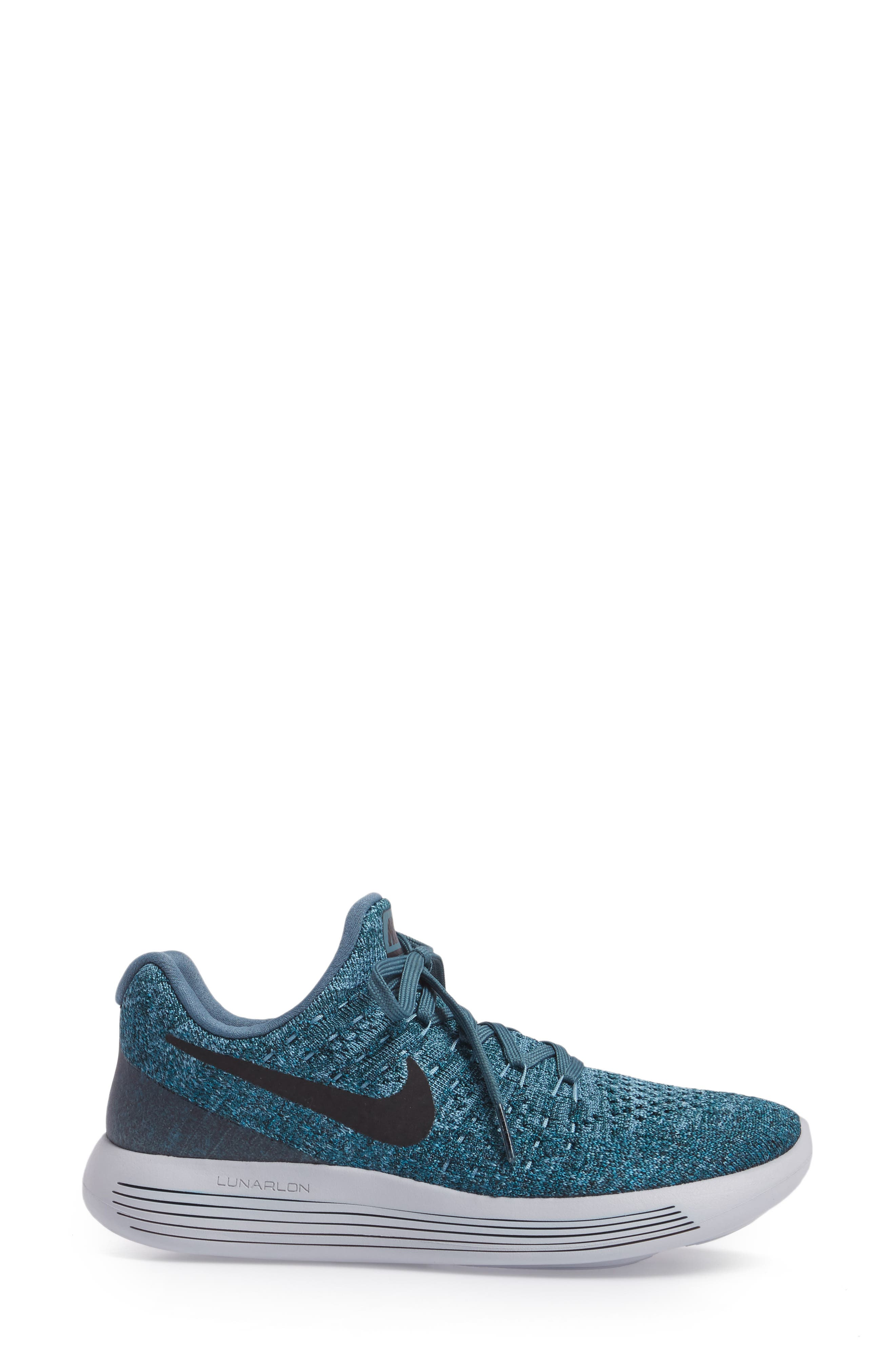 Alternate Image 3  - Nike LunarEpic Low Flyknit 2 Running Shoe (Women)