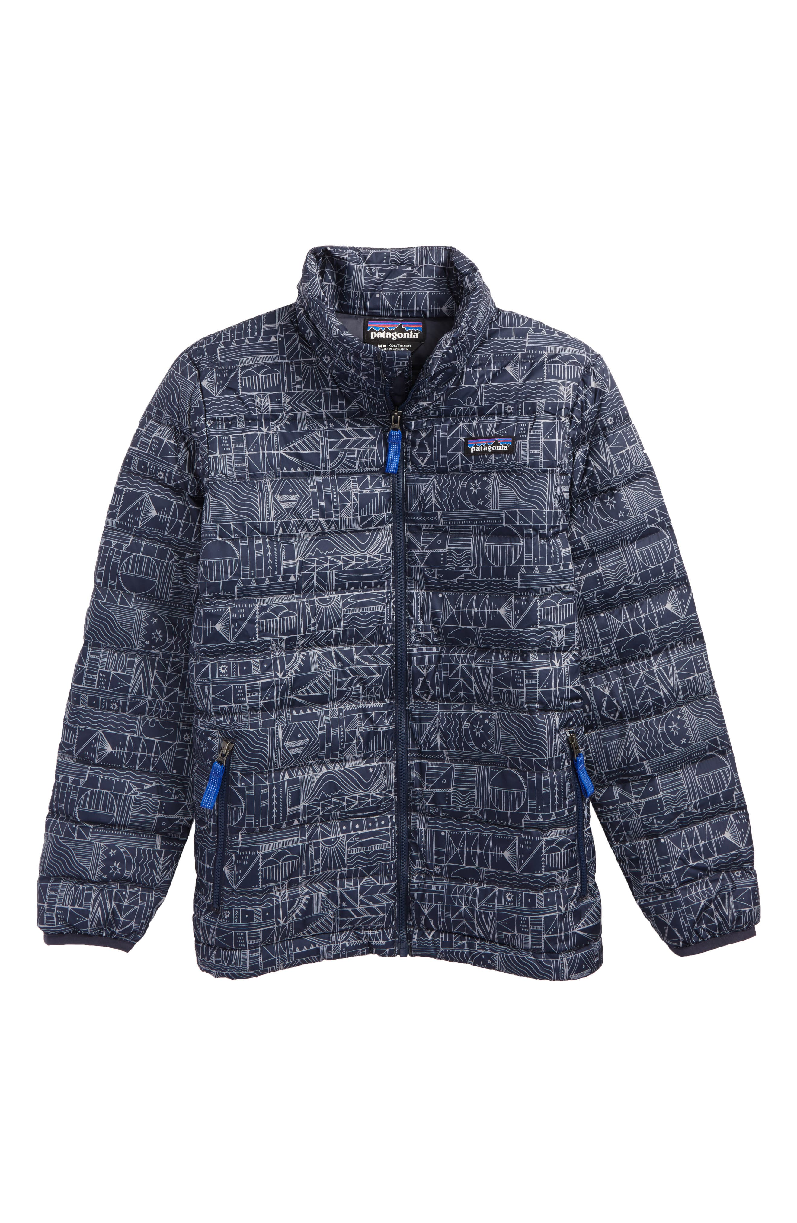 Alternate Image 1 Selected - Patagonia Down Sweater Jacket (Little Boys & Big Boys)